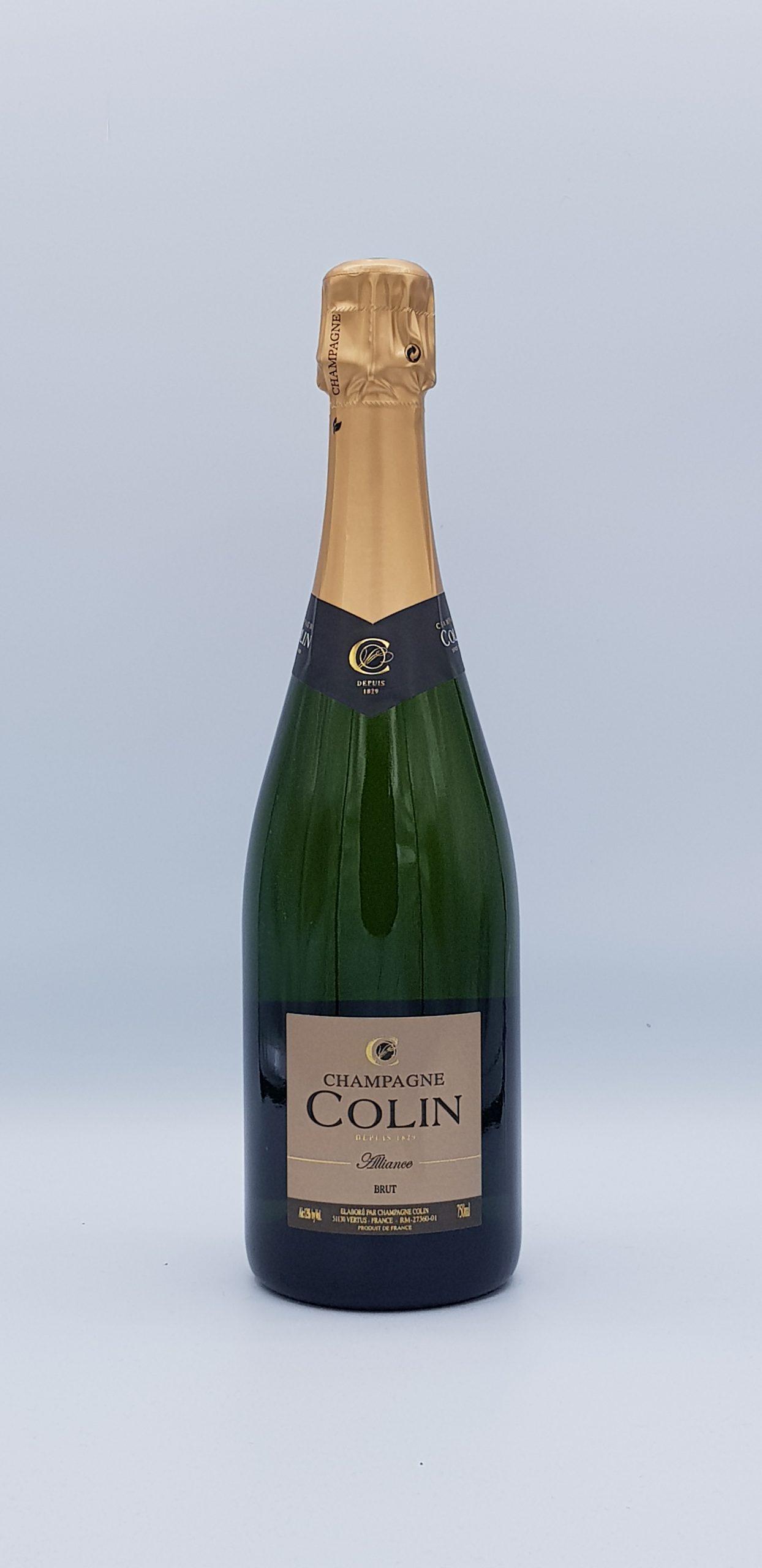 Champagne Colin Brut Alliance Champagne Colin