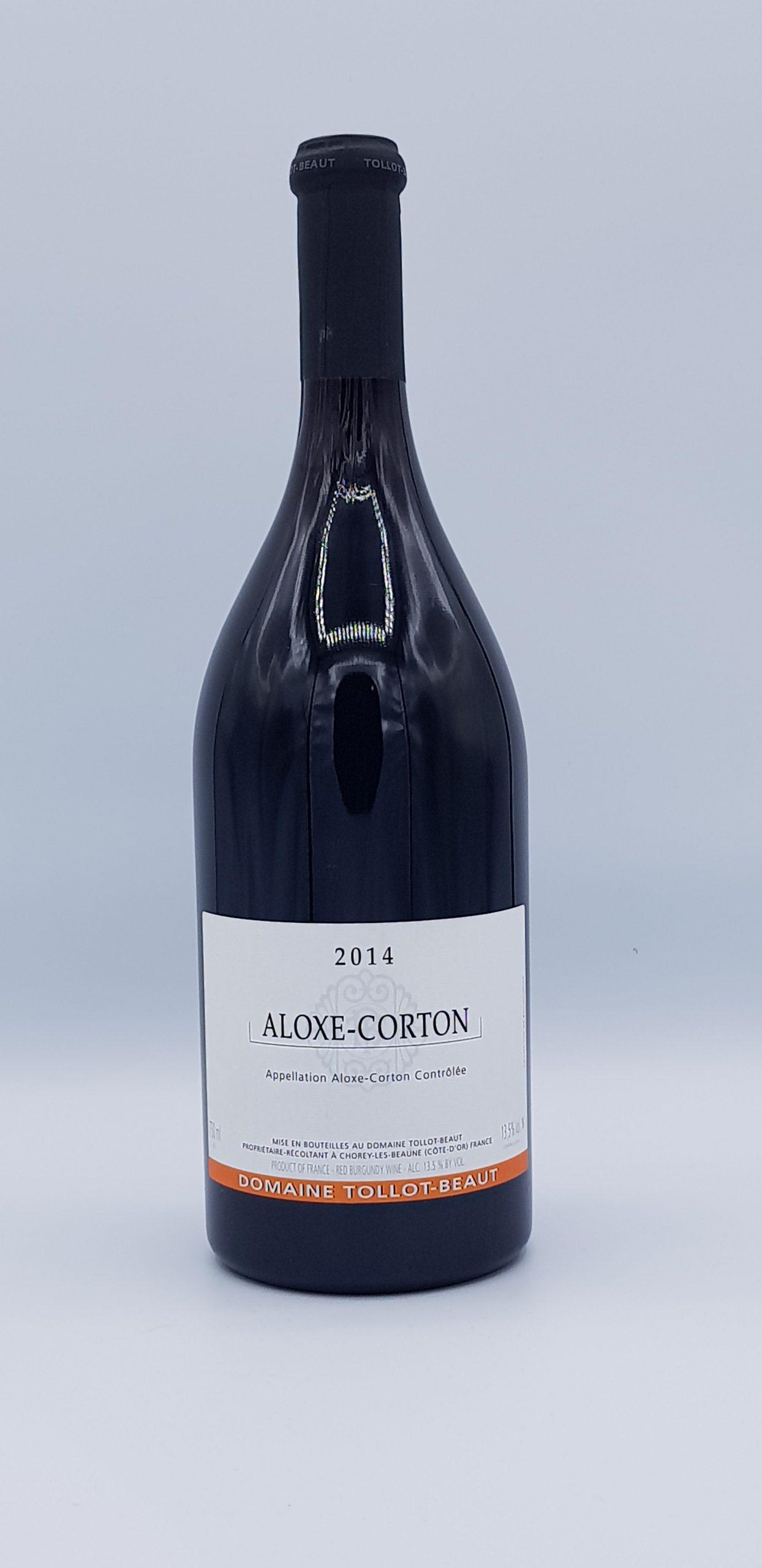 Aloxe Corton Rouge 2014