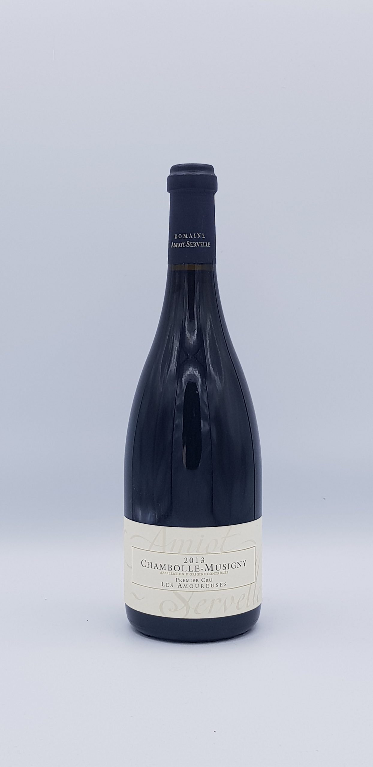 """Chambolle-Musigny 1 er cru """"Les Amoureuses"""" 2013"""