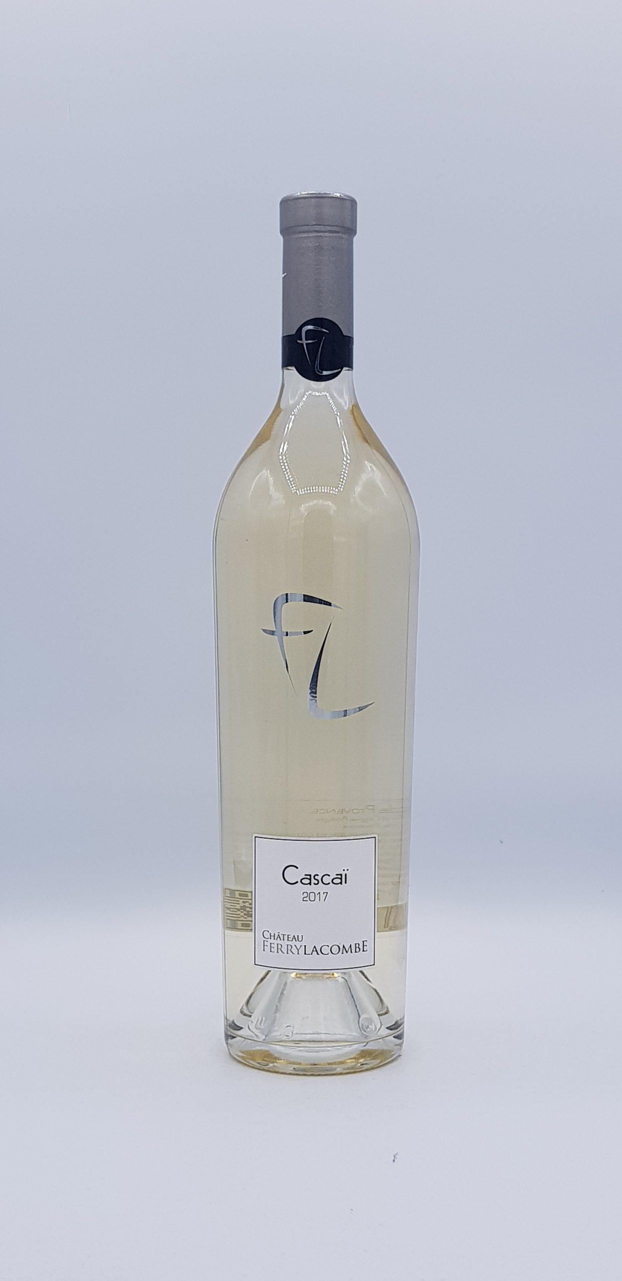 """Côtes de Provence """"Cascai"""" 2017 Blanc"""