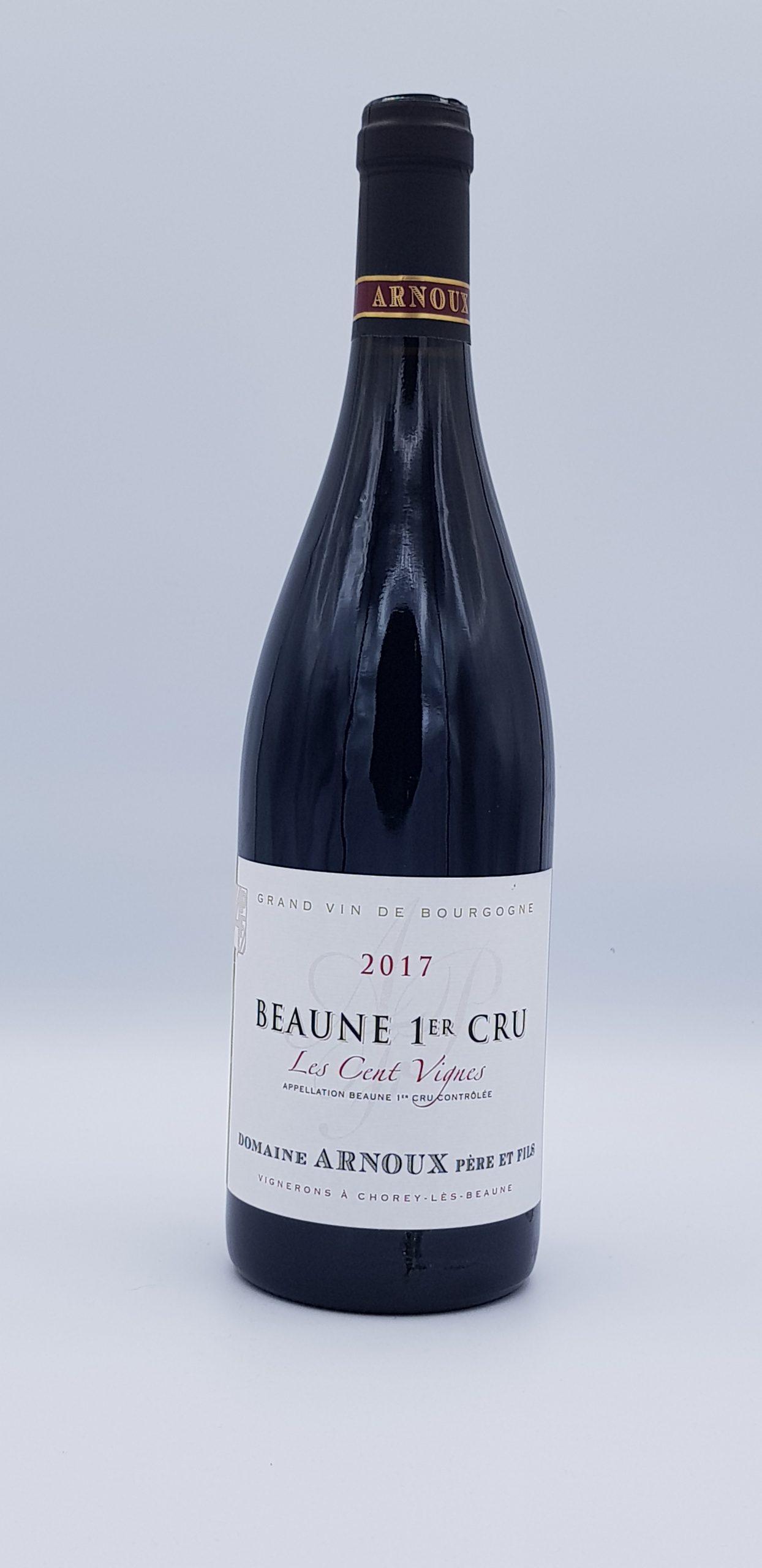 """Beaune 1er Cru """"Les Cent Vignes"""" 2015 Rouge"""
