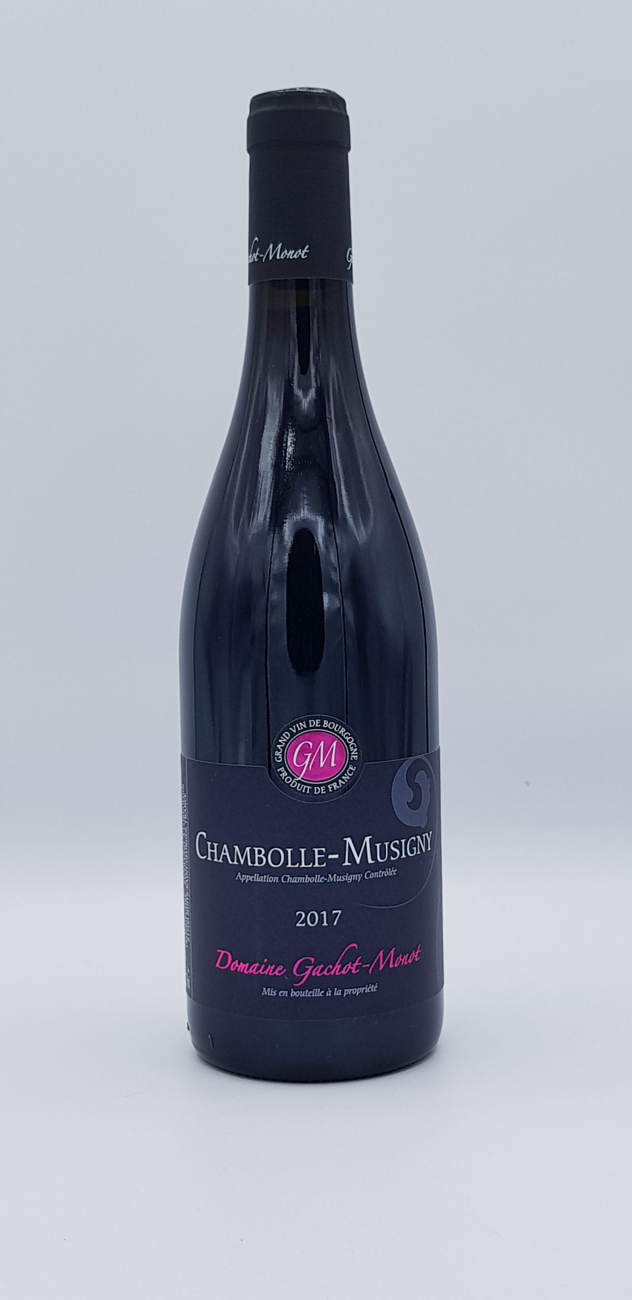 Chambolle Musigny 2017 Rouge