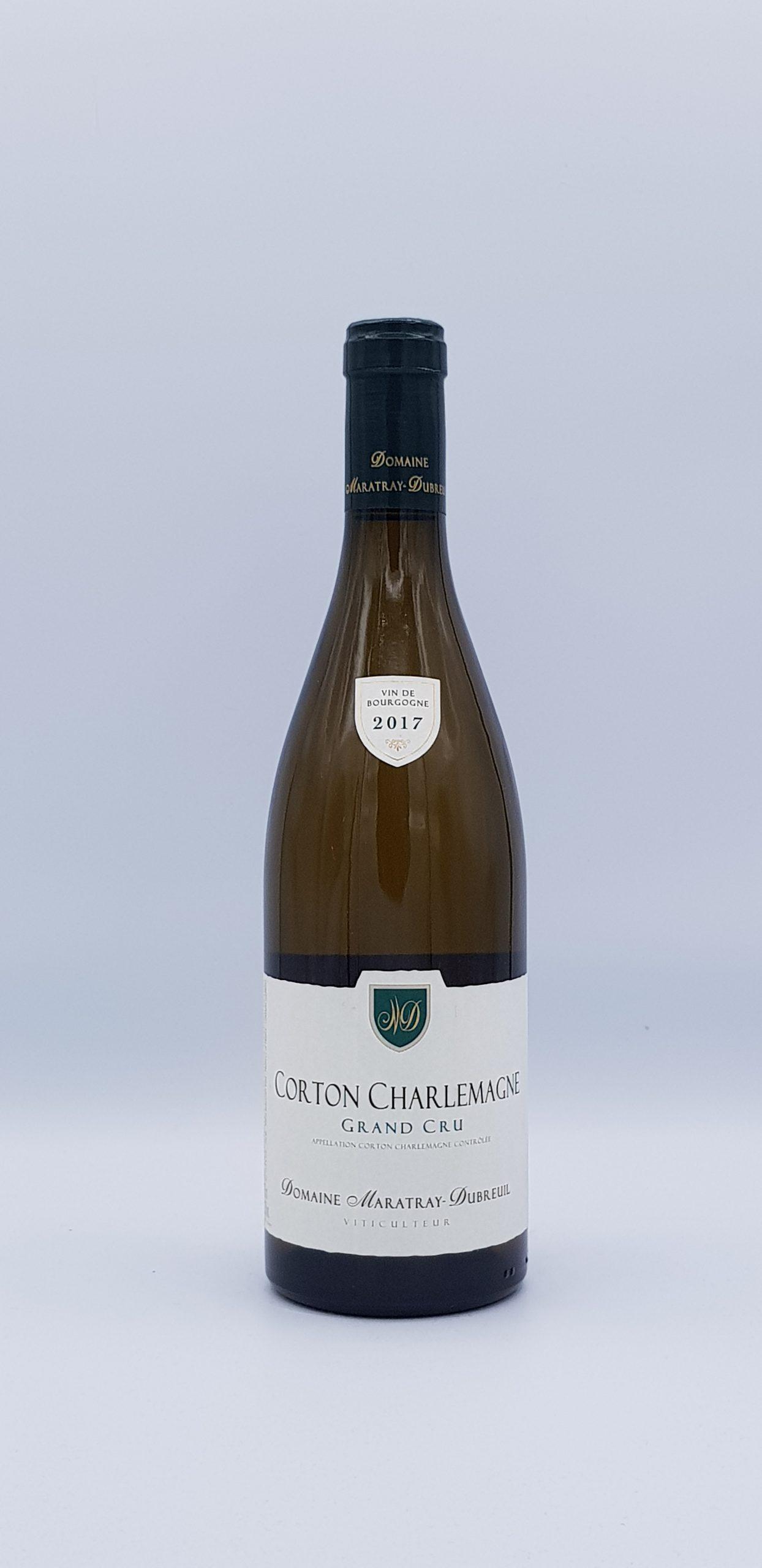 Corton Charlemagne Grand Cru 2017 Blanc