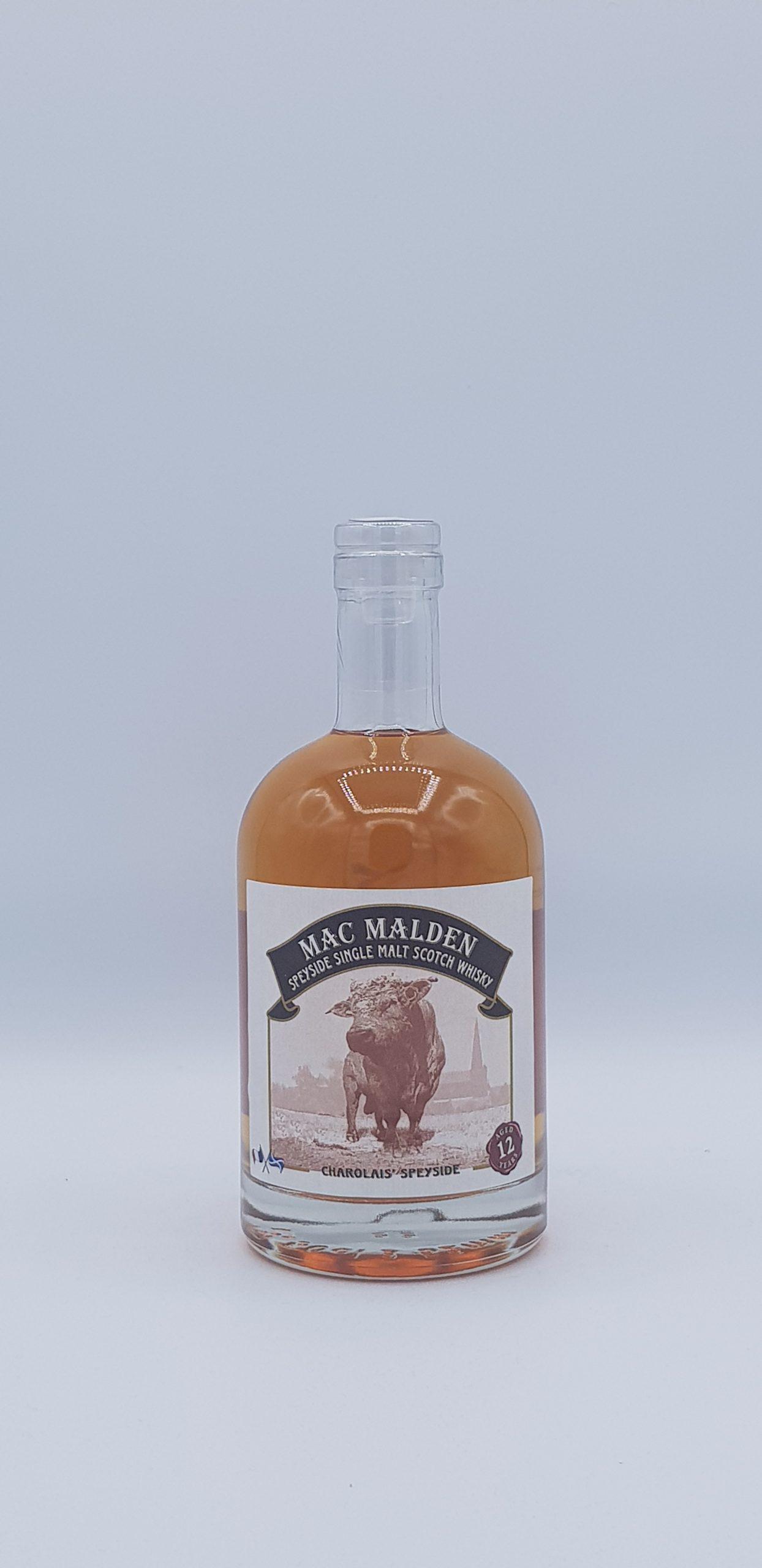 Whisky Charolais Blended Mac Malden