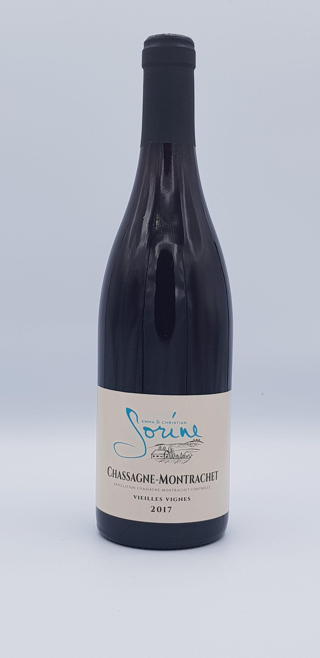 Chassagne Montrachet Vieille Vigne 2017 Rouge