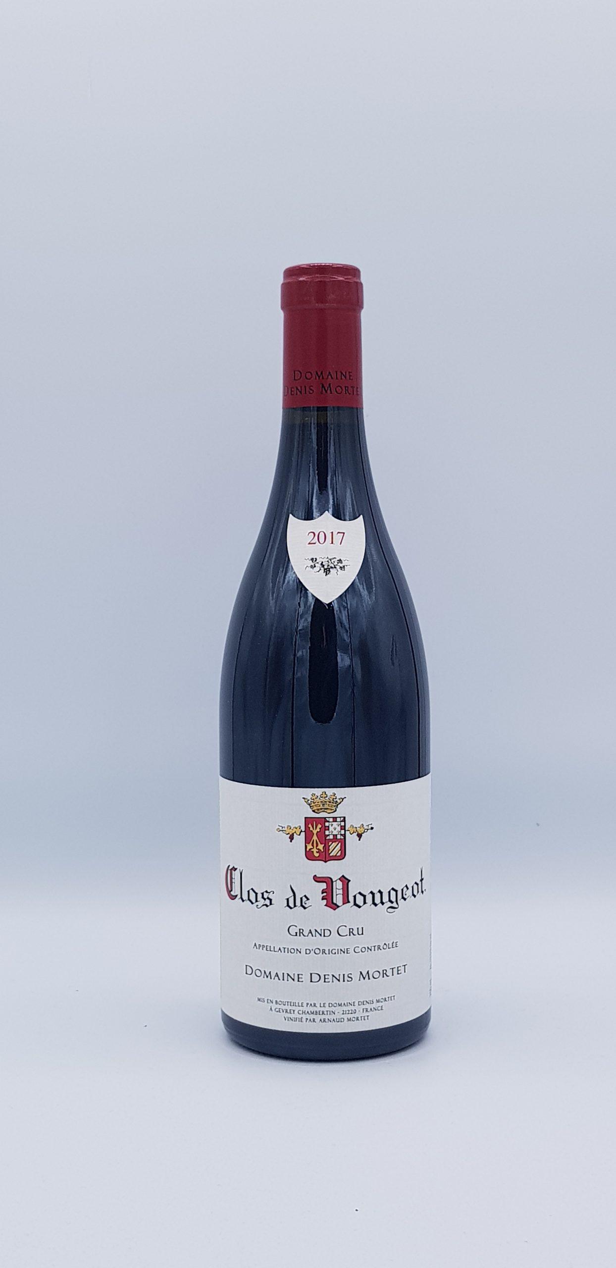 Clos Vougeot Grand Cru 2017 Rouge