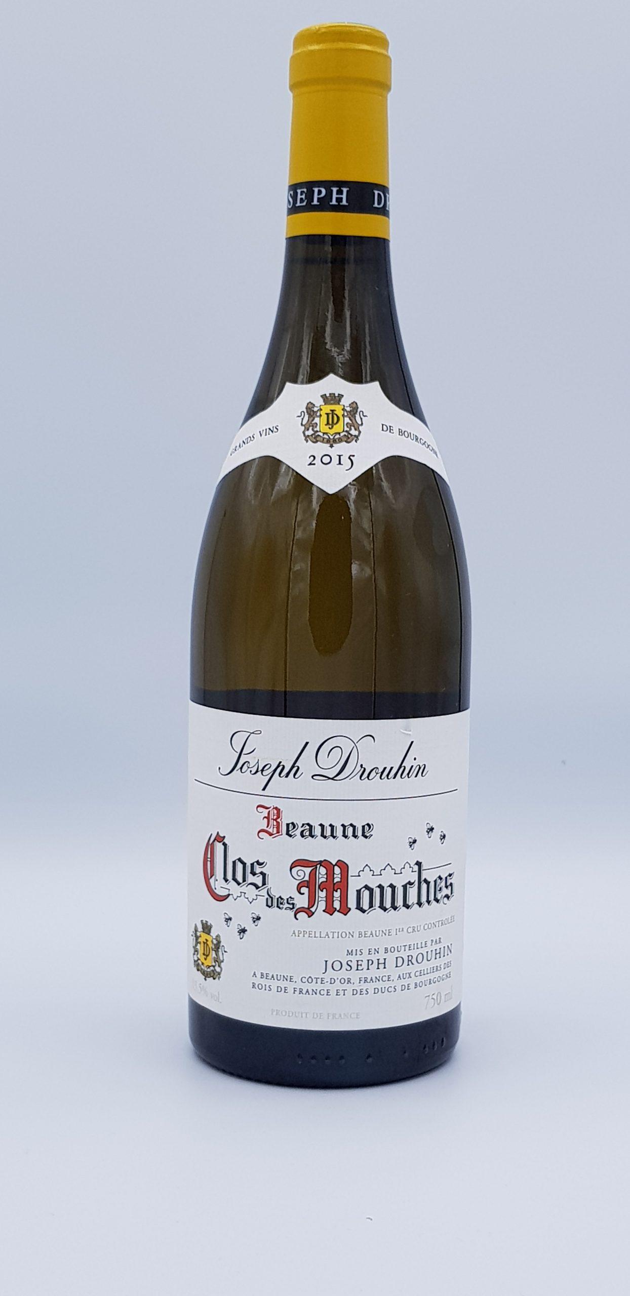"""Beaune 1er Cru """"Clos Des Mouches"""" Blanc 2015"""