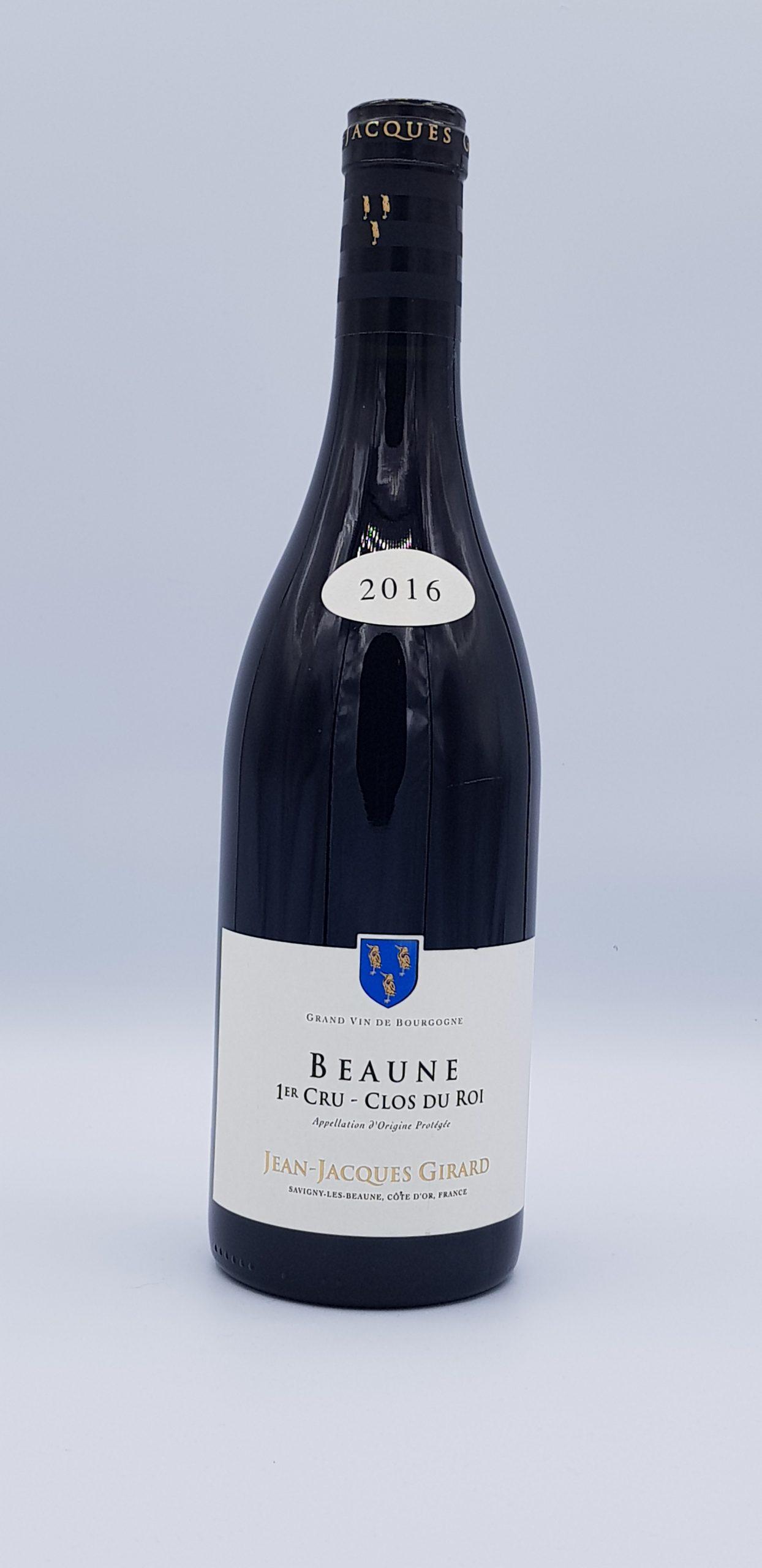 "Beaune 1er Cru  ""Clos Du Roi"" 2016 Rouge"