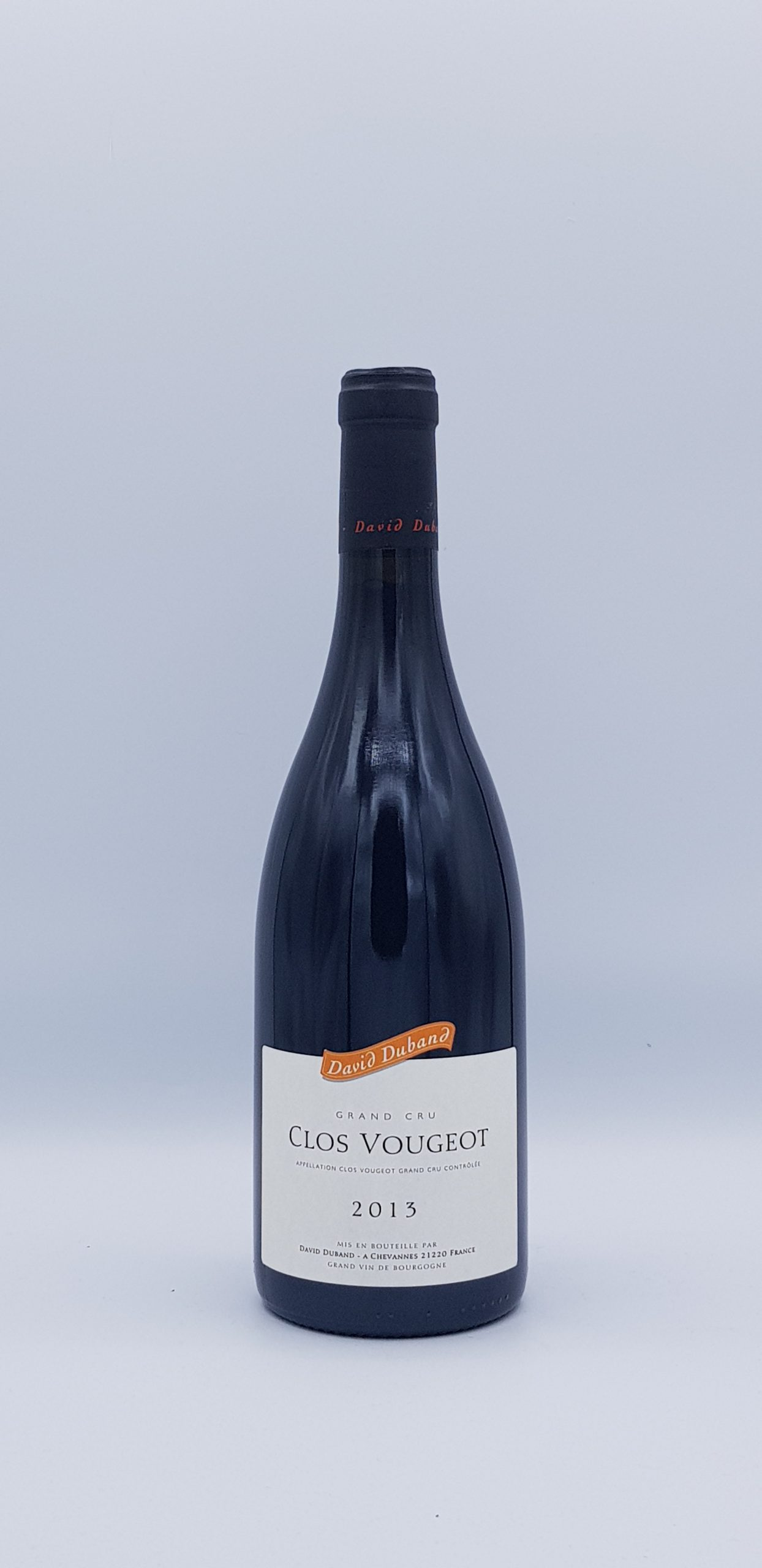 Clos Vougeot 2013 Grand Cru
