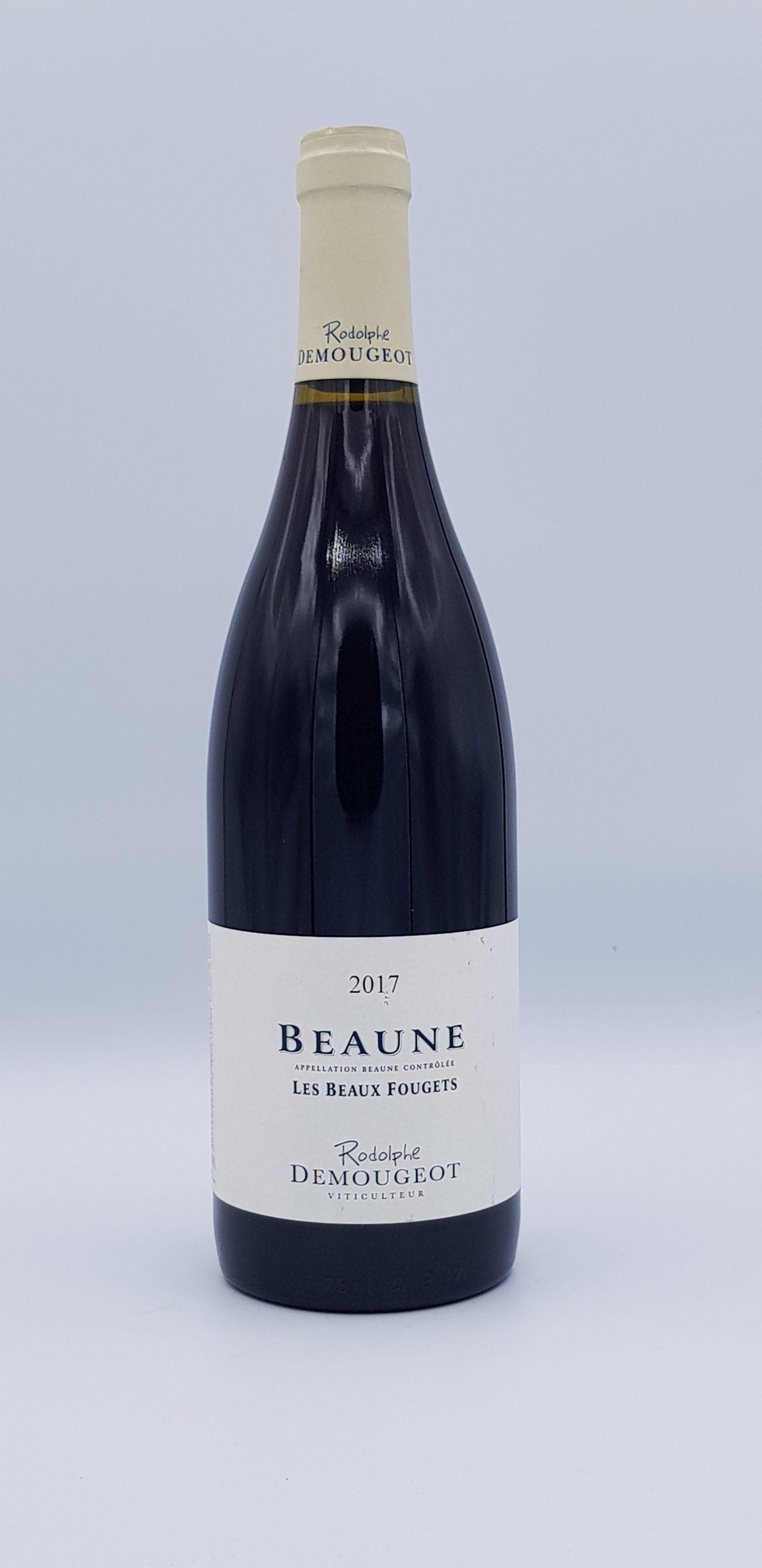 """Beaune """"Les Beaux Fougets"""" Rouge 2017"""