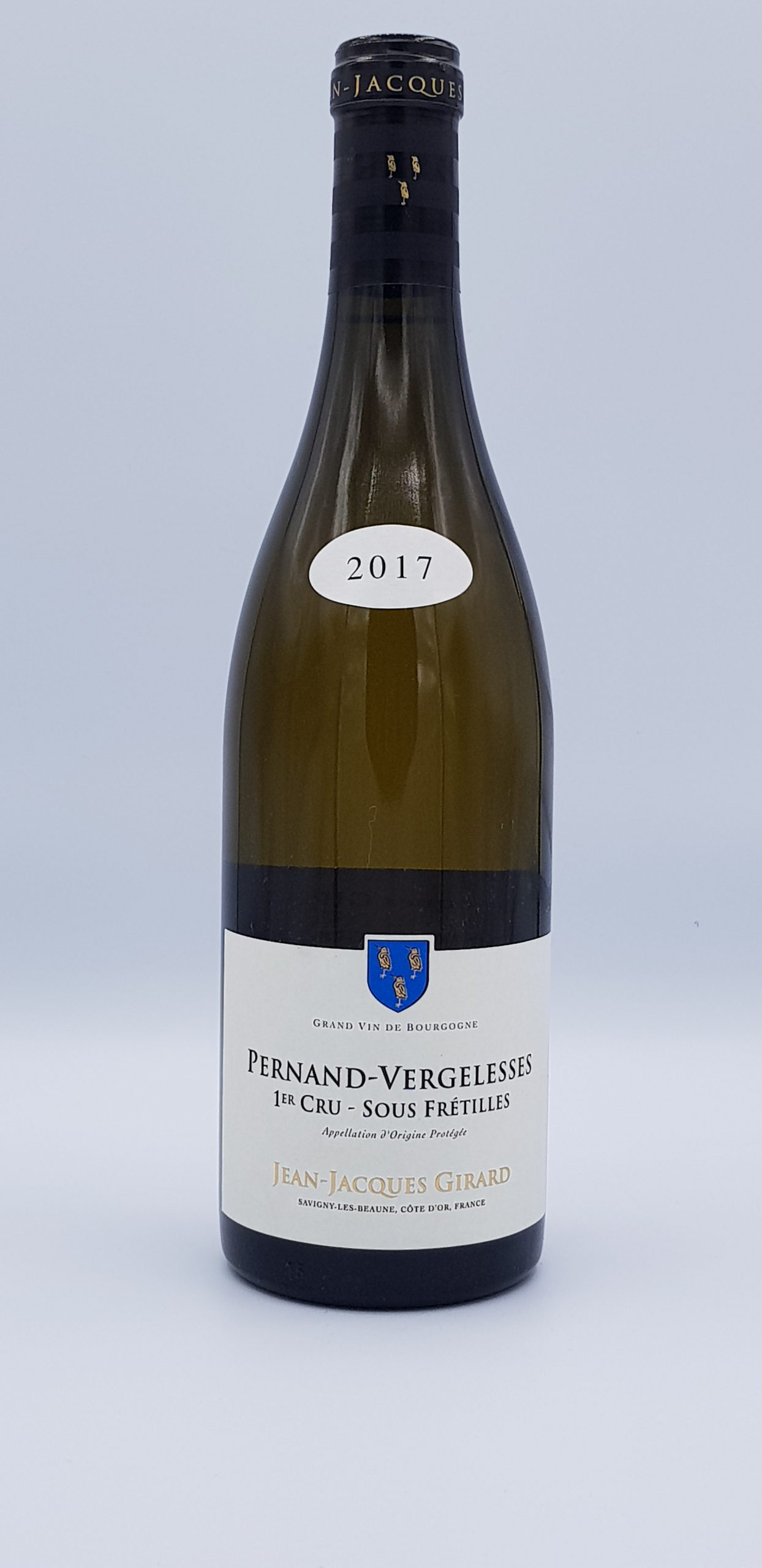 "Pernand Vergellesses 1er Cru ""Sous Fretille"" 2017 Blanc"