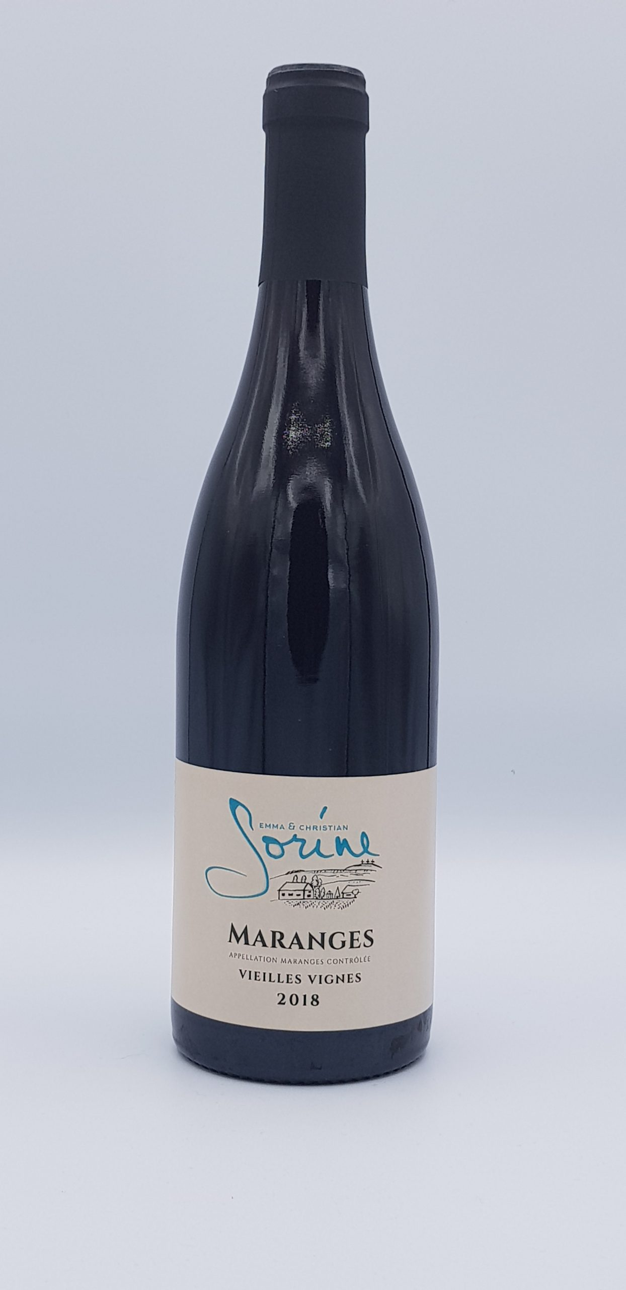 """Maranges """"Vieilles Vignes"""" 2018 Rouge"""
