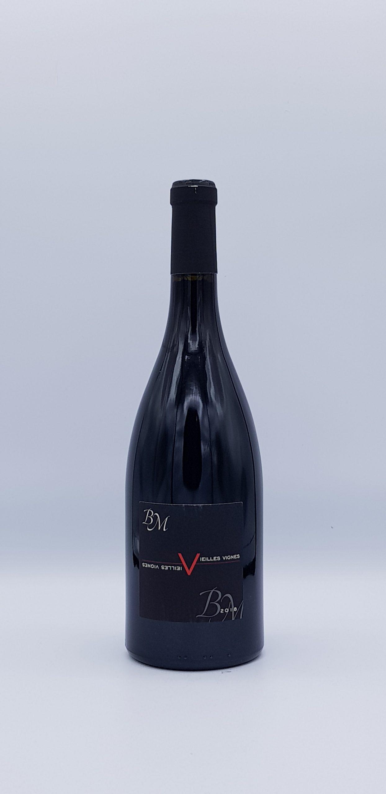 Cotes D'Auvergne Chateaugay Vieilles Vignes 2018 Rge Benoit Montel
