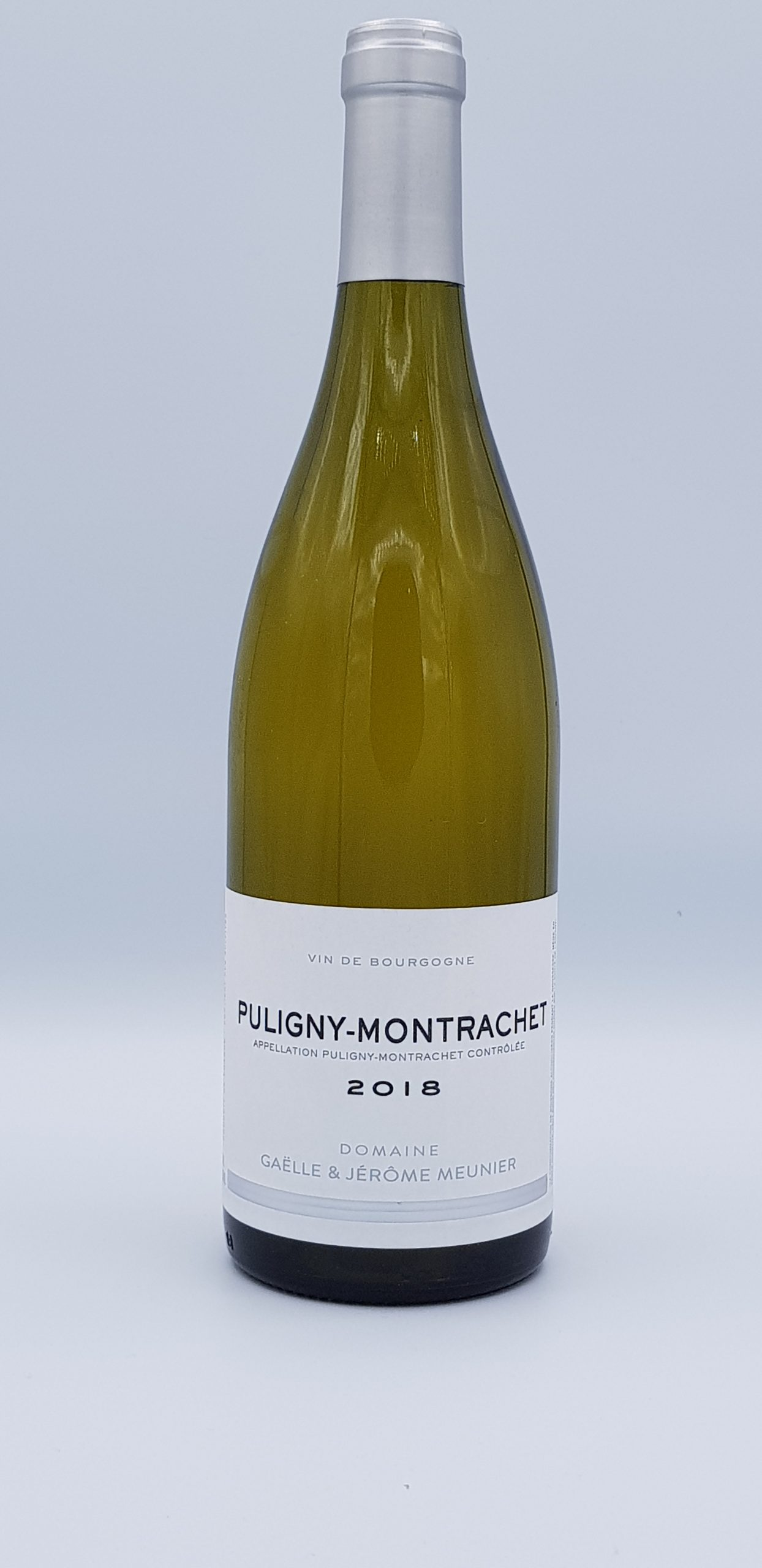 Puligny Montrachet 2018 Blanc