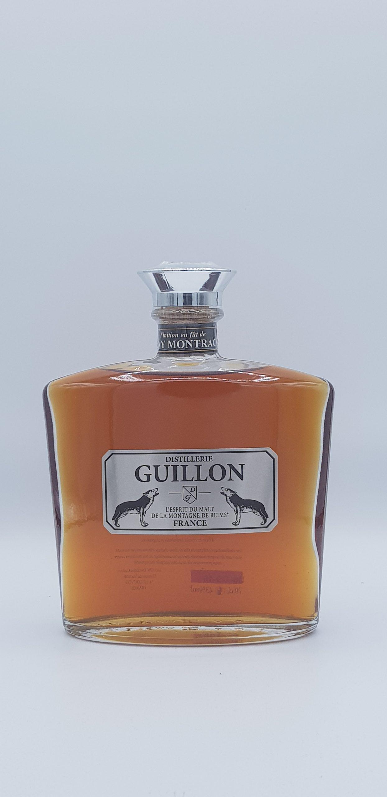 Whisky Guillon Esprit Du Malt Finish Fût Puligny 70 cl