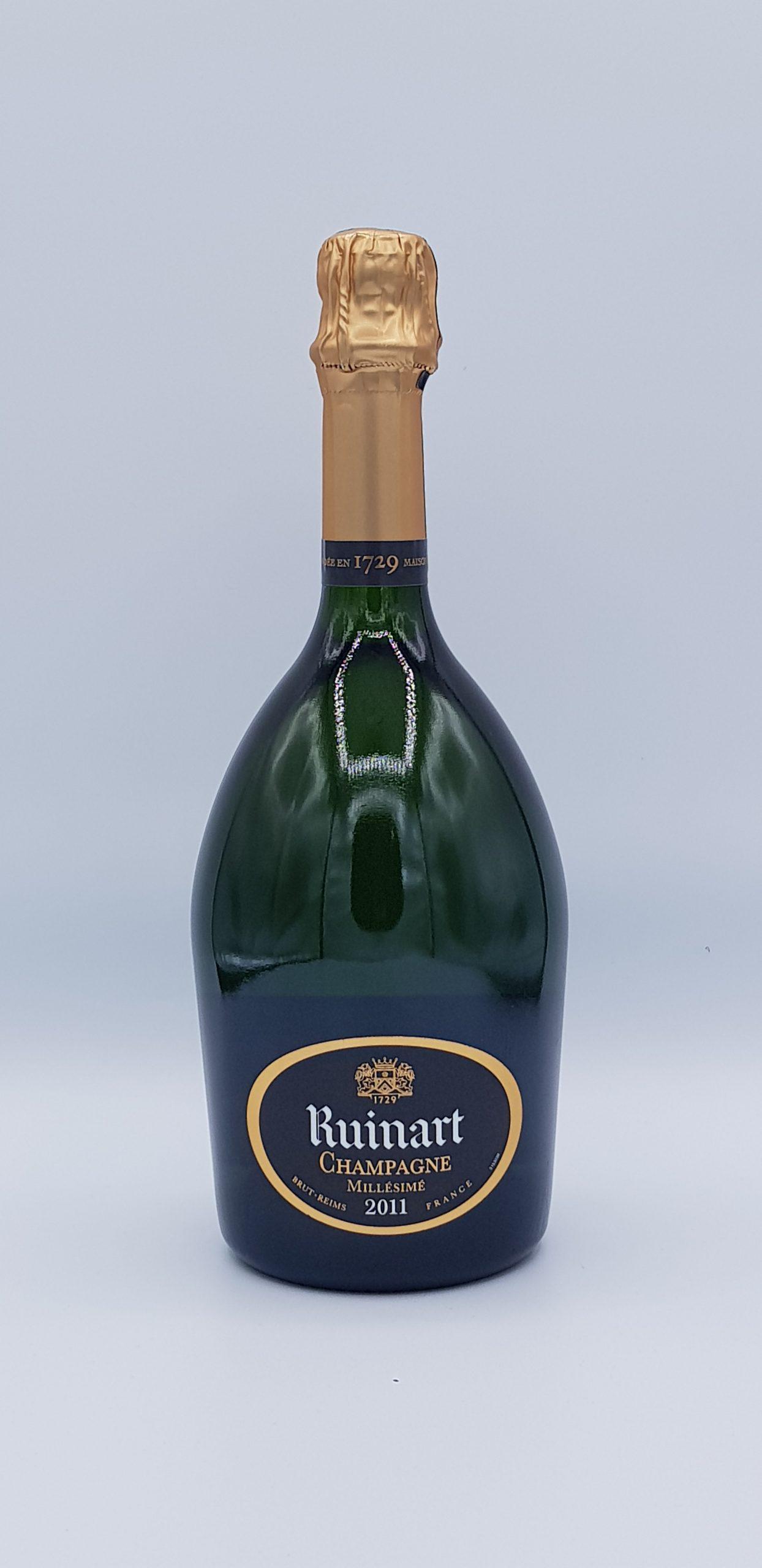 Champagne Ruinart Millesime 2010
