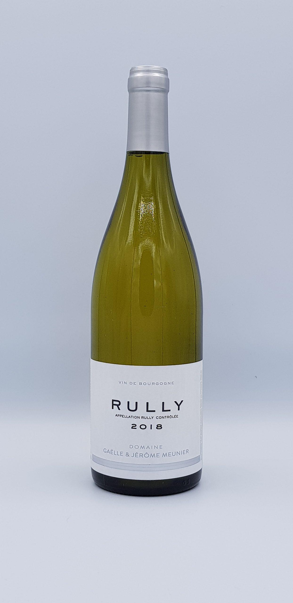 Rully 2018 Blanc