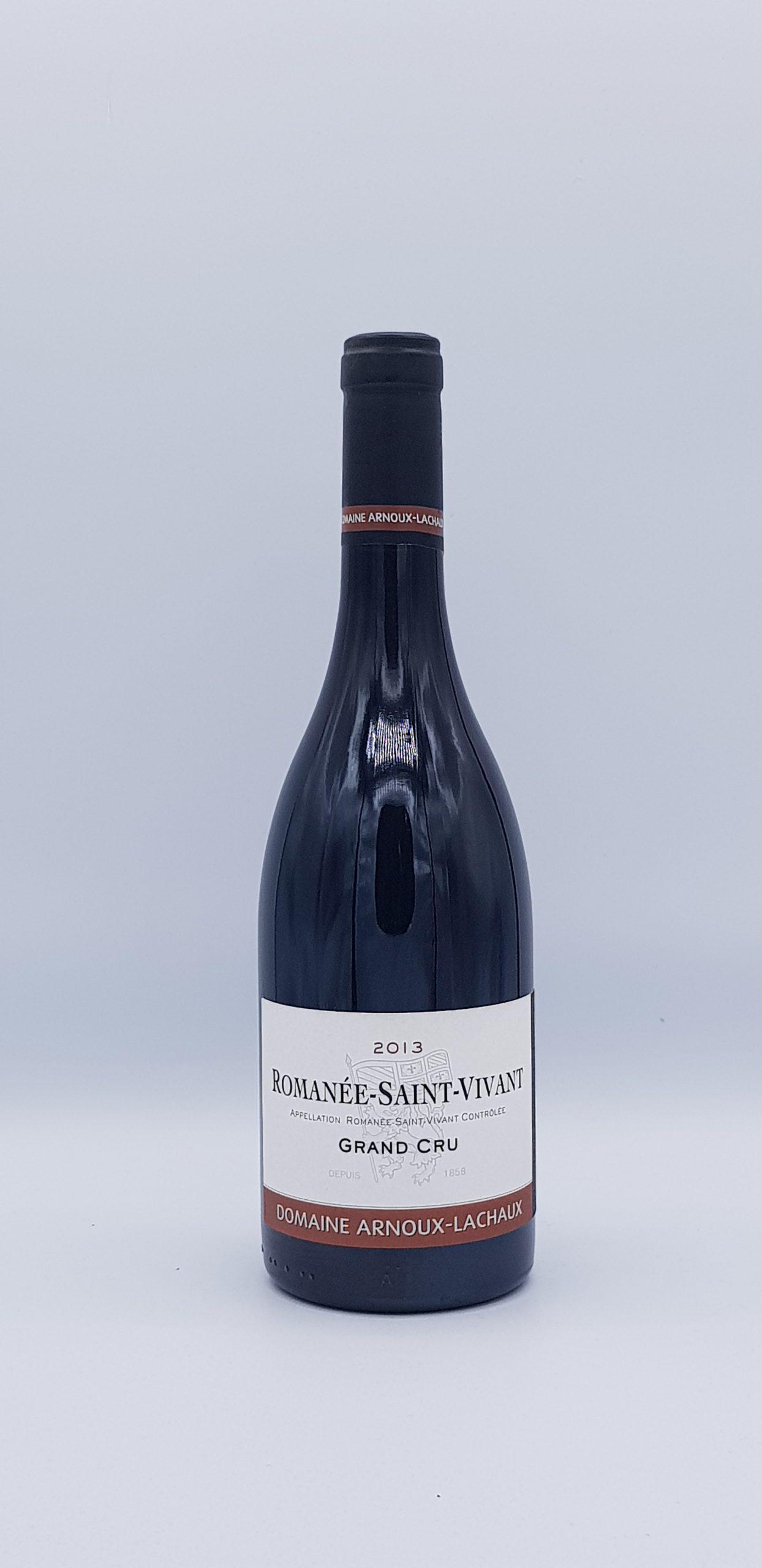 Romanee Saint Vivant Grand Cru 2013 Rouge