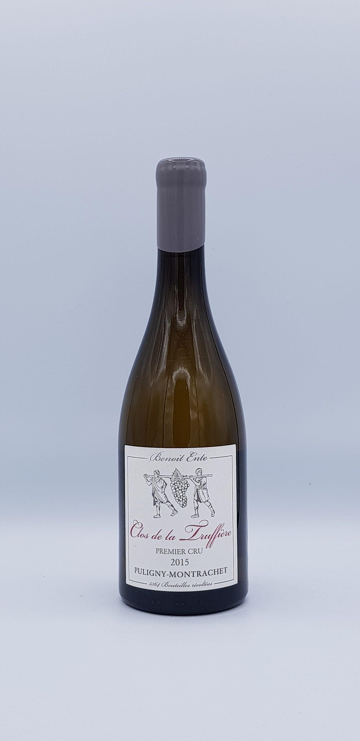 "Puligny Montrachet 1er Cru ""La Truffiere"" 2015 Blanc"