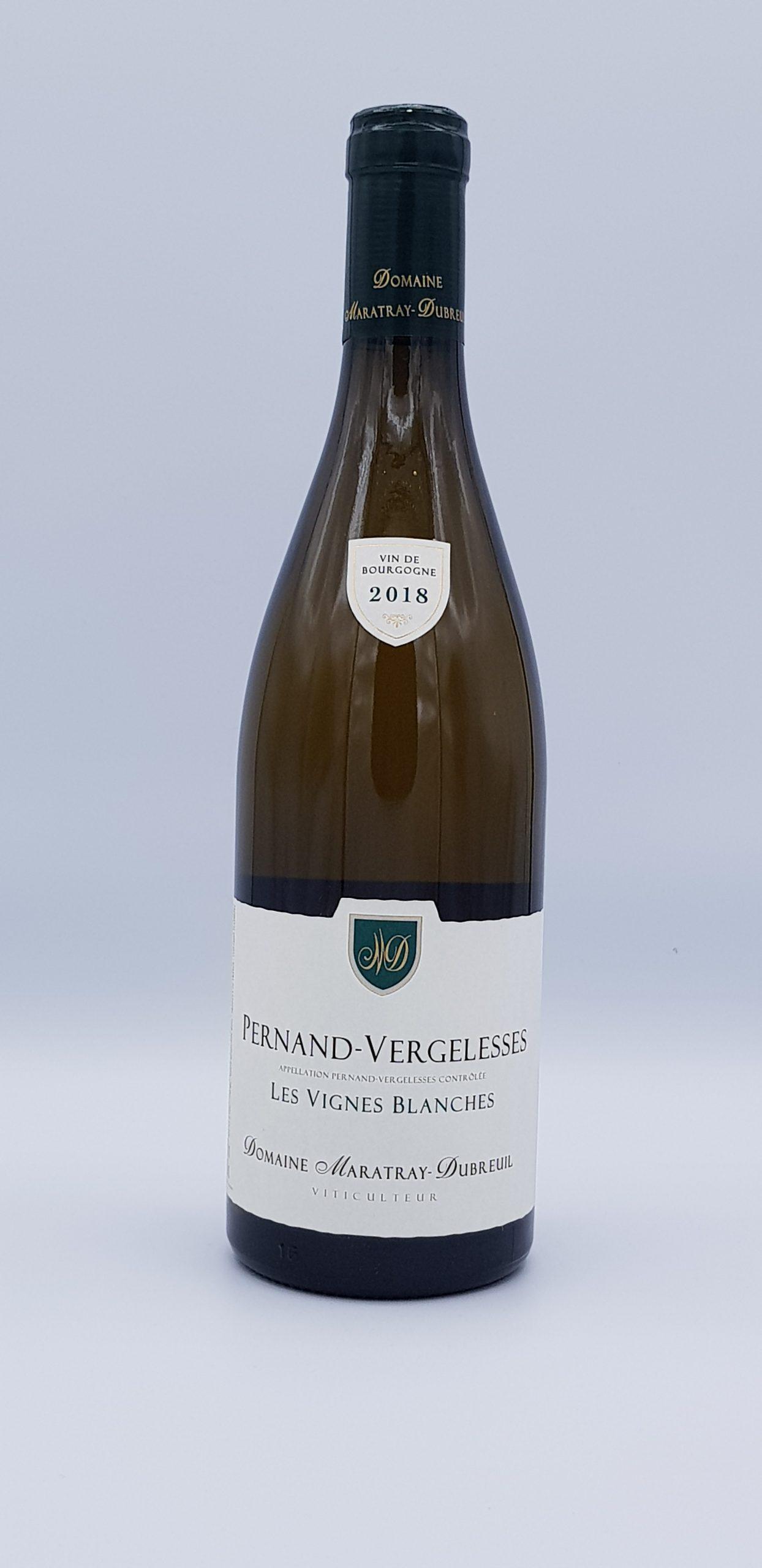 "Pernand Vergelesses ""Les Vignes Blanches"" 2017 Blanc"