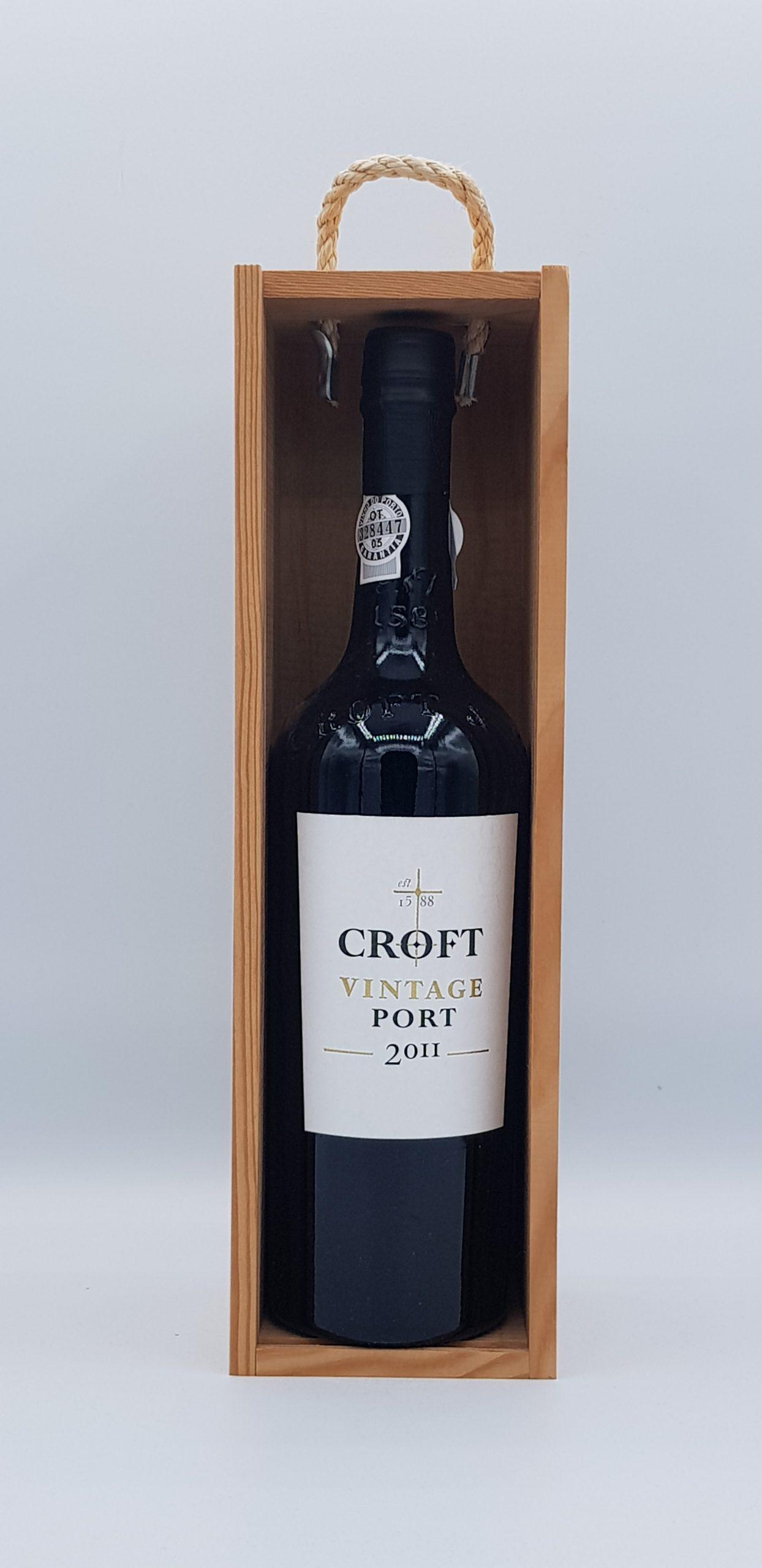 Porto Croft Vintage 2011