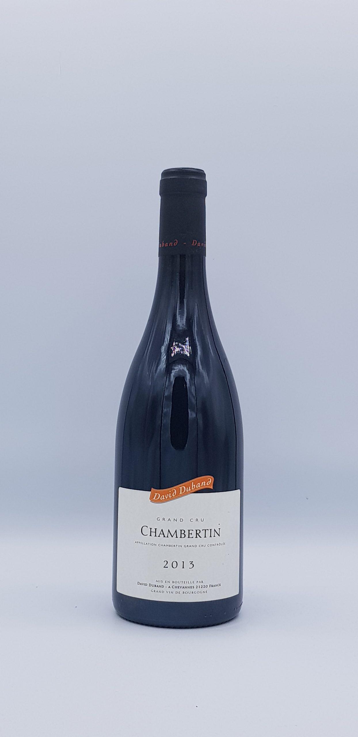 Chambertin Grand Cru 2013