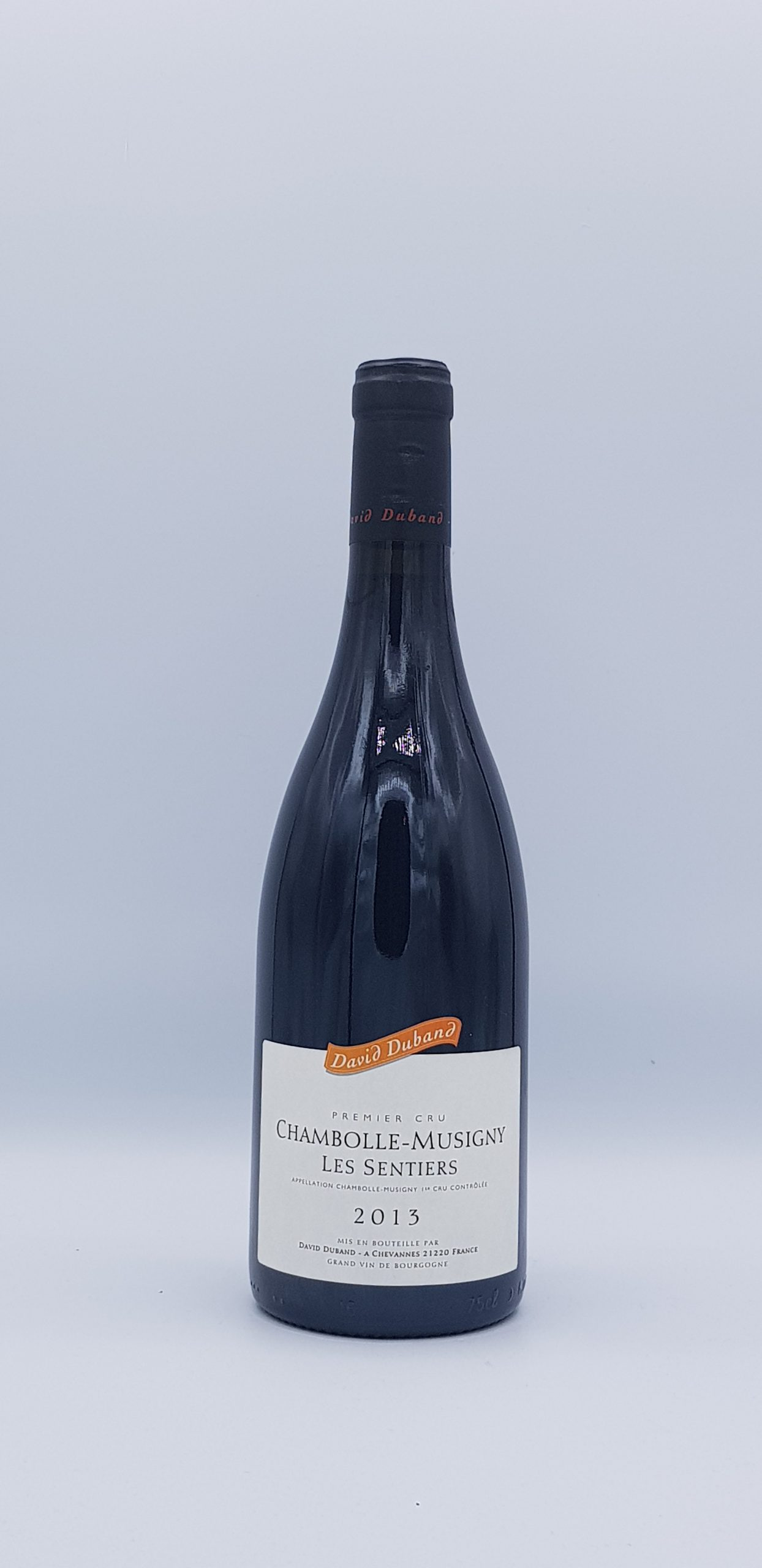 """Chambolle Musigny 1Er Cru """"Les Sentiers"""" 2013"""