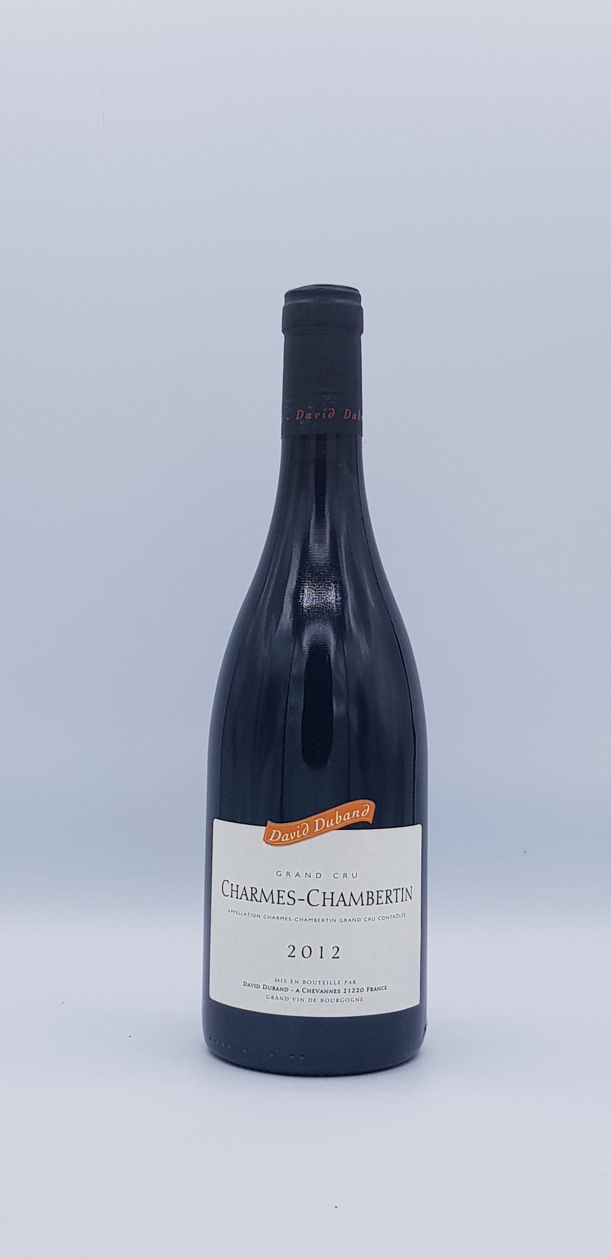 Charme Chambertin Grand Cru 2012