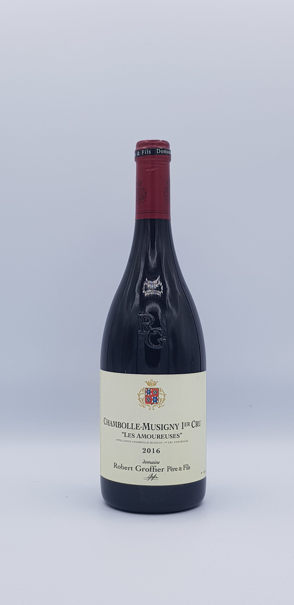 """Chambolle Musigny 1Er Cru """"Les Amoureuses"""" 2016"""
