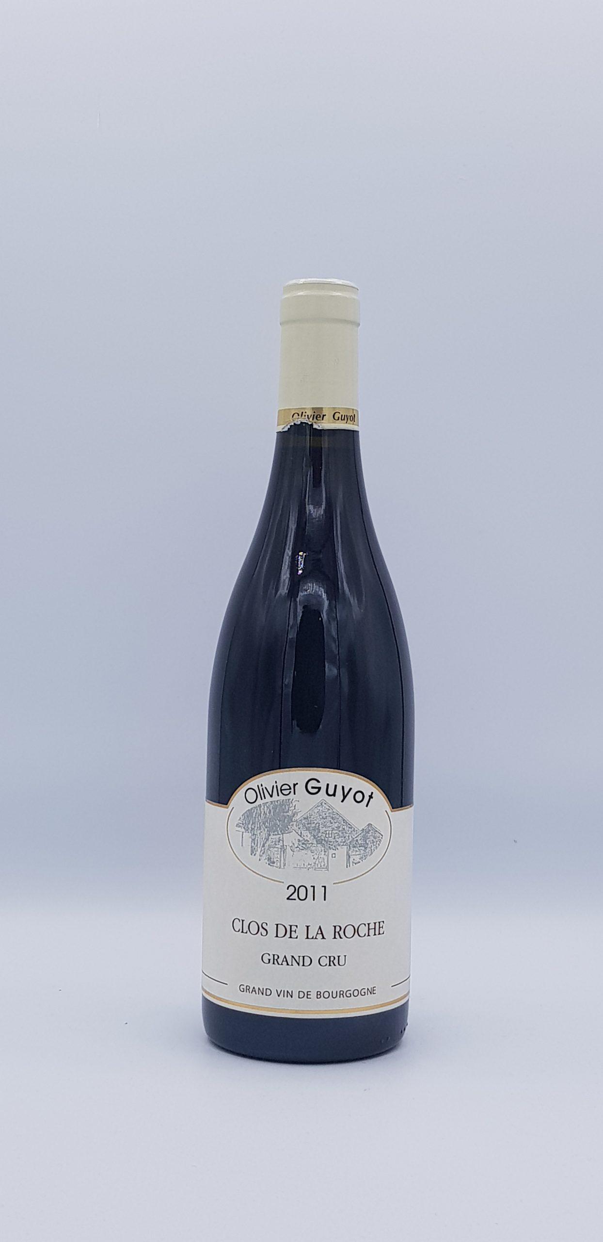 Clos De La Roche Grand Cru 2011