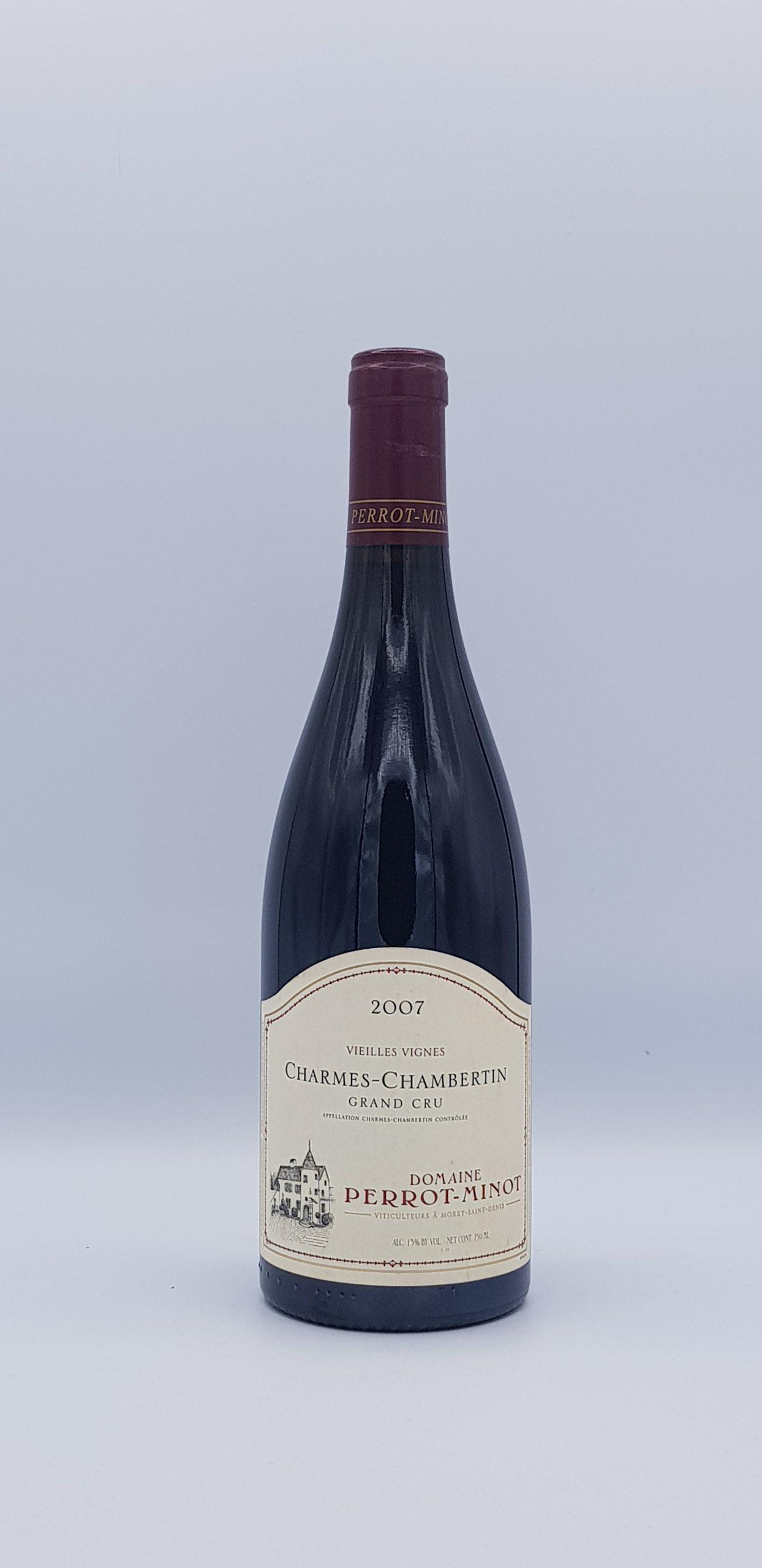 Charme Chambertin Grand Cru 2007