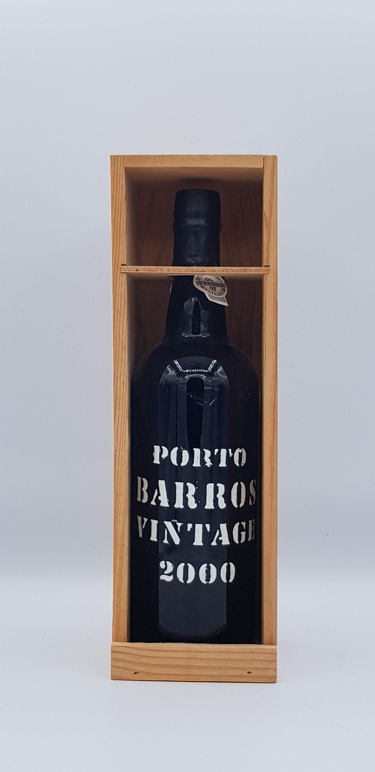Porto Barros Vintage 2000