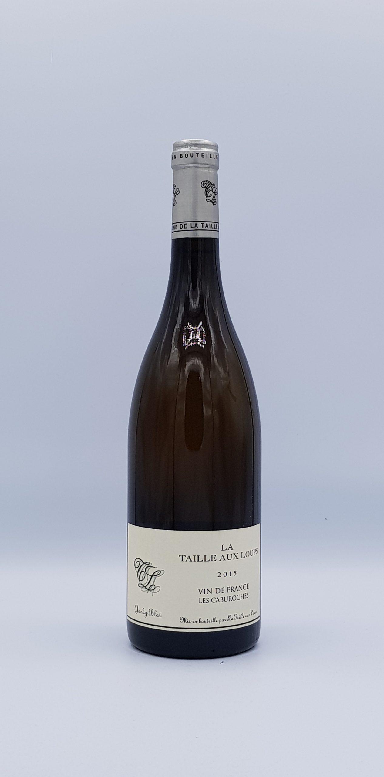 "Vin de France ""Caburoche"" 2015 Blanc"
