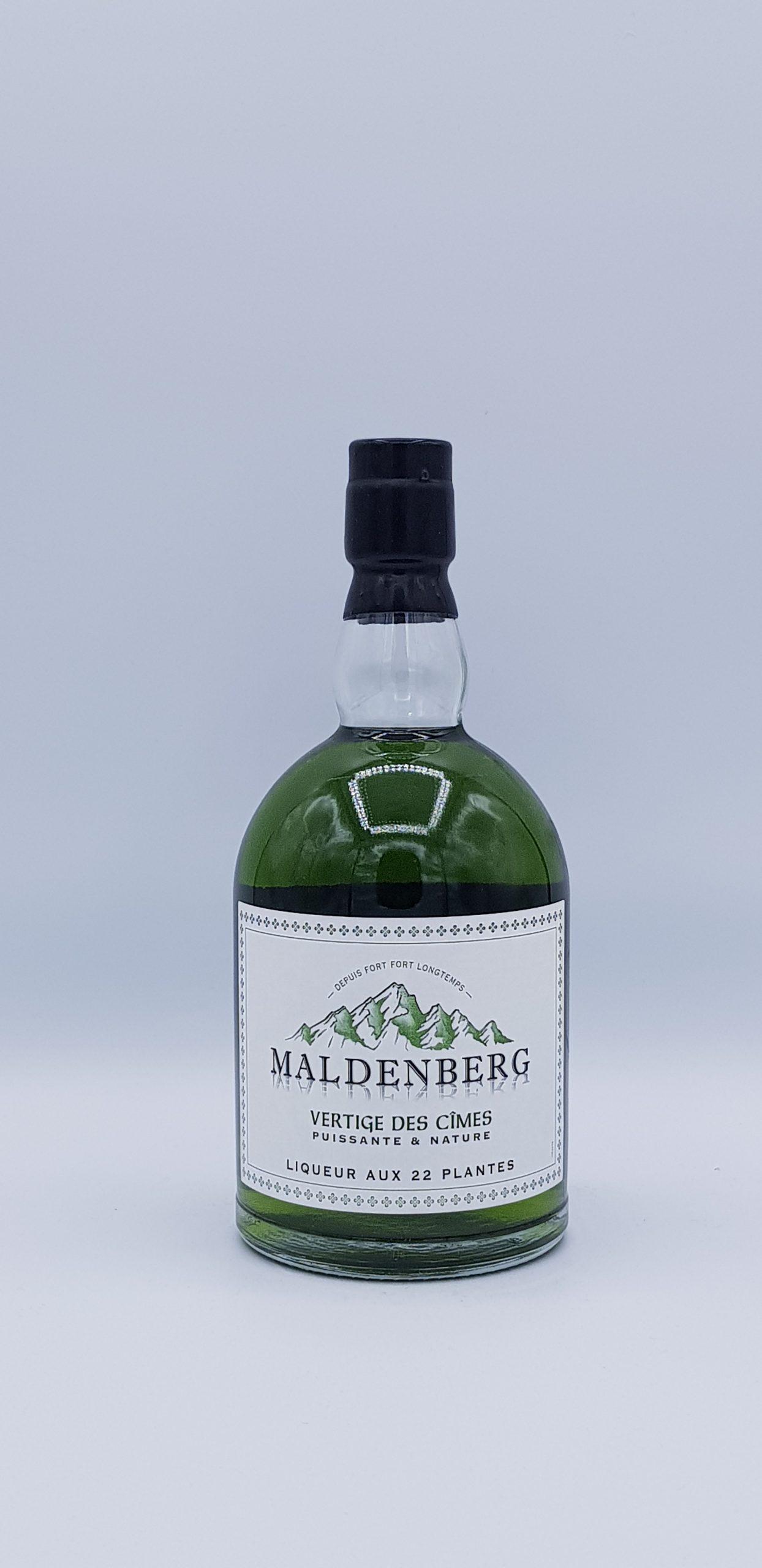 Maldenberg Vertige des Cîmes  70 cl 49.9 %