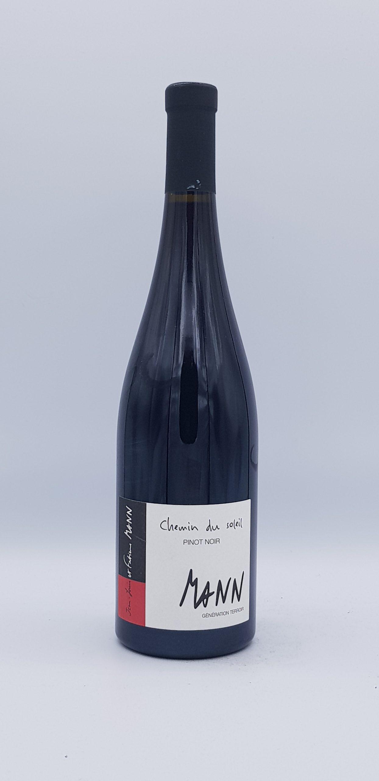"""Pinot Noir """"Chemin Du Soleil"""" 2016"""