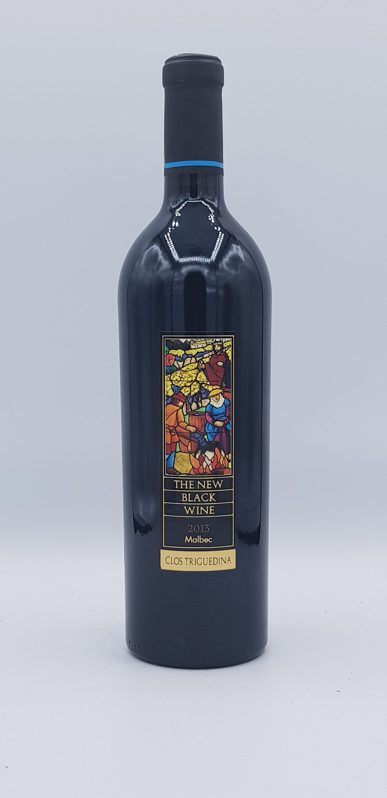 Cahors The New Black Wine 2013 Rouge