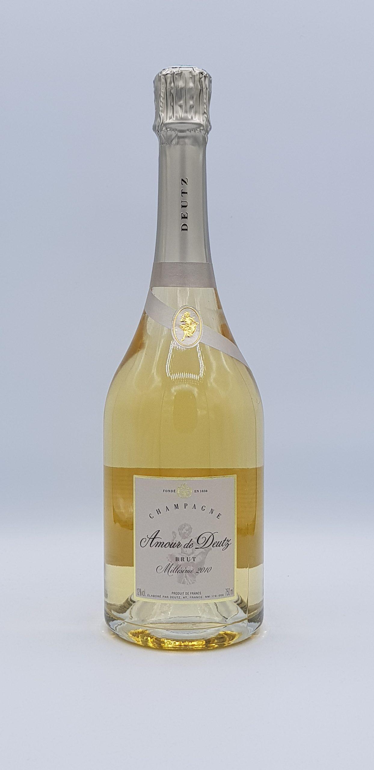 Champagne Deutz Amour