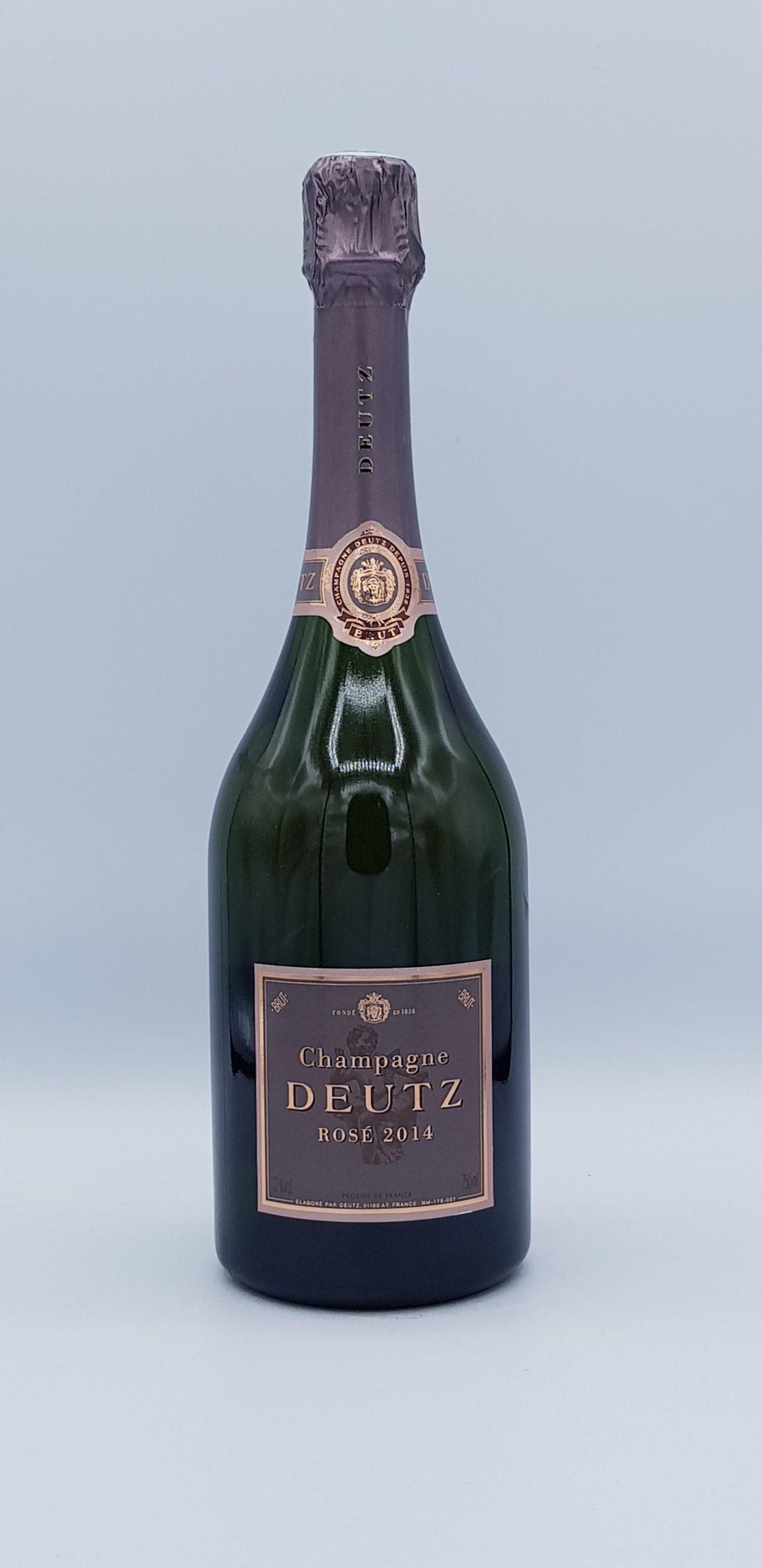 Champagne Deutz  Millesime 2014 Rosé