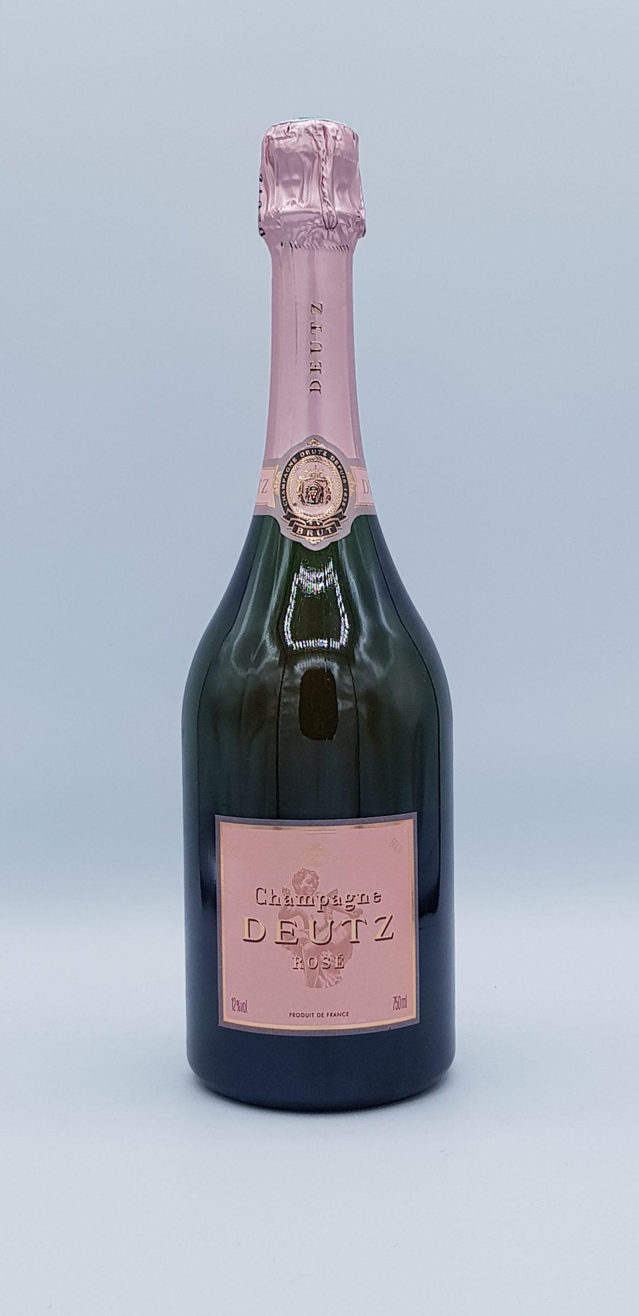 Champagne Deutz Rose