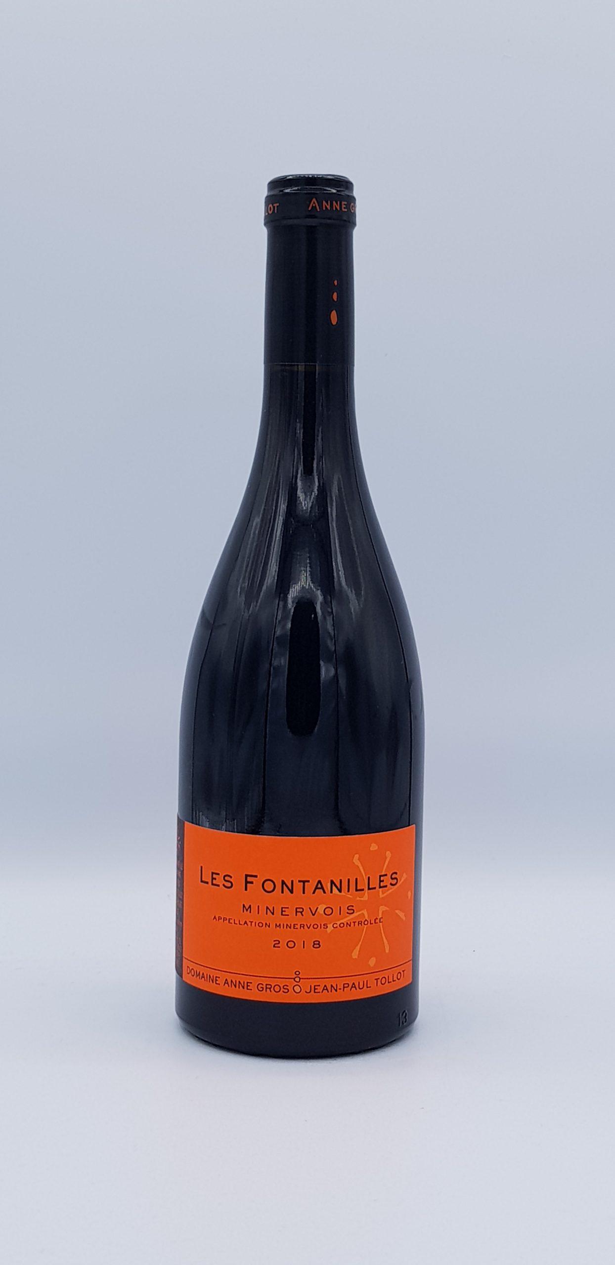 "Minervois ""Fontanille"" 2018 Rouge"