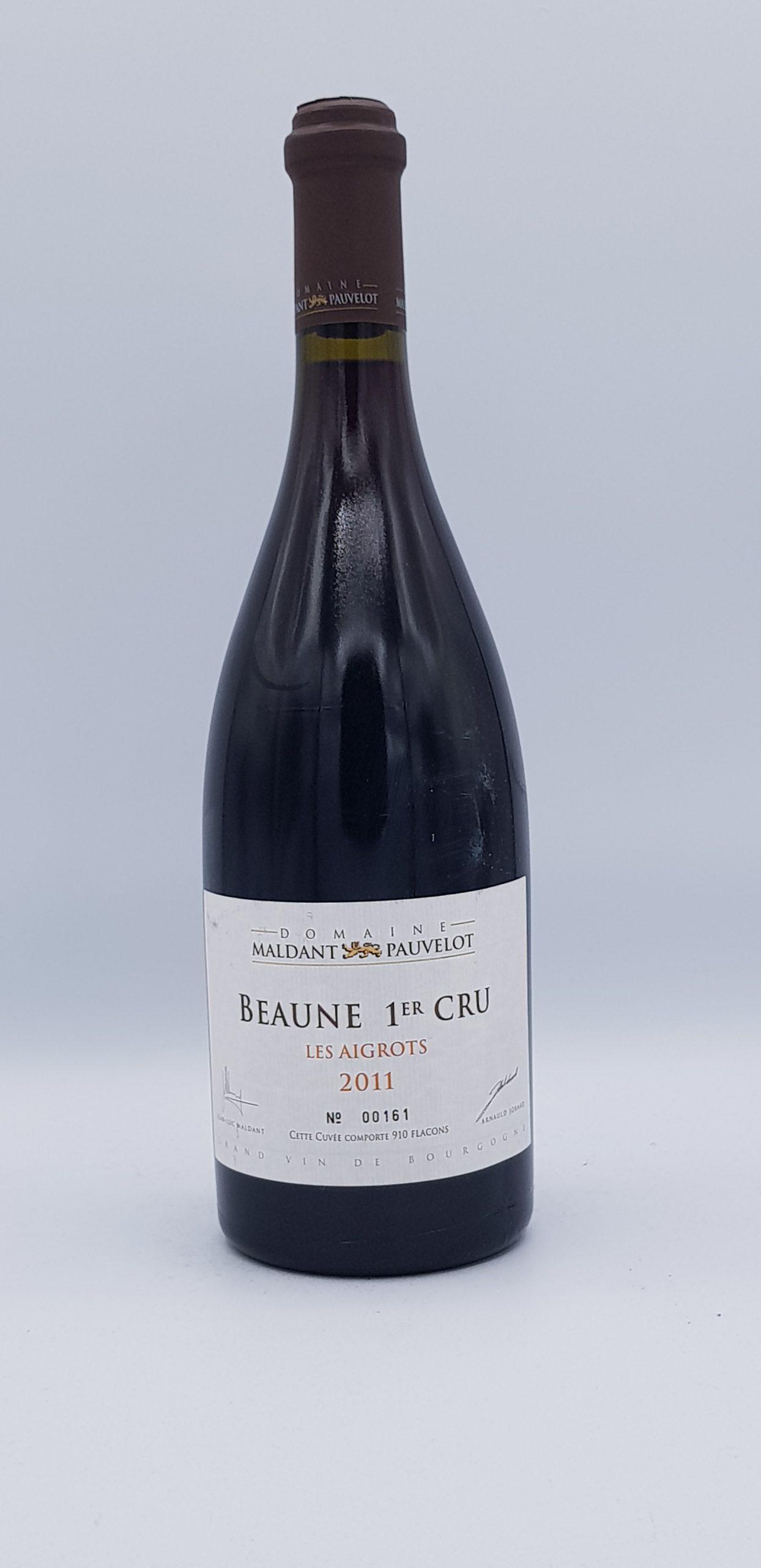 "Beaune 1er Cru ""Les Aigrots"" 2011"