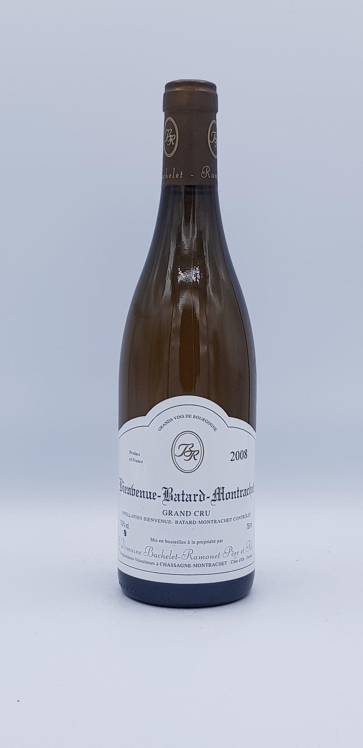Bienvenue Batard Montrachet Grand Cru 2008 Blanc