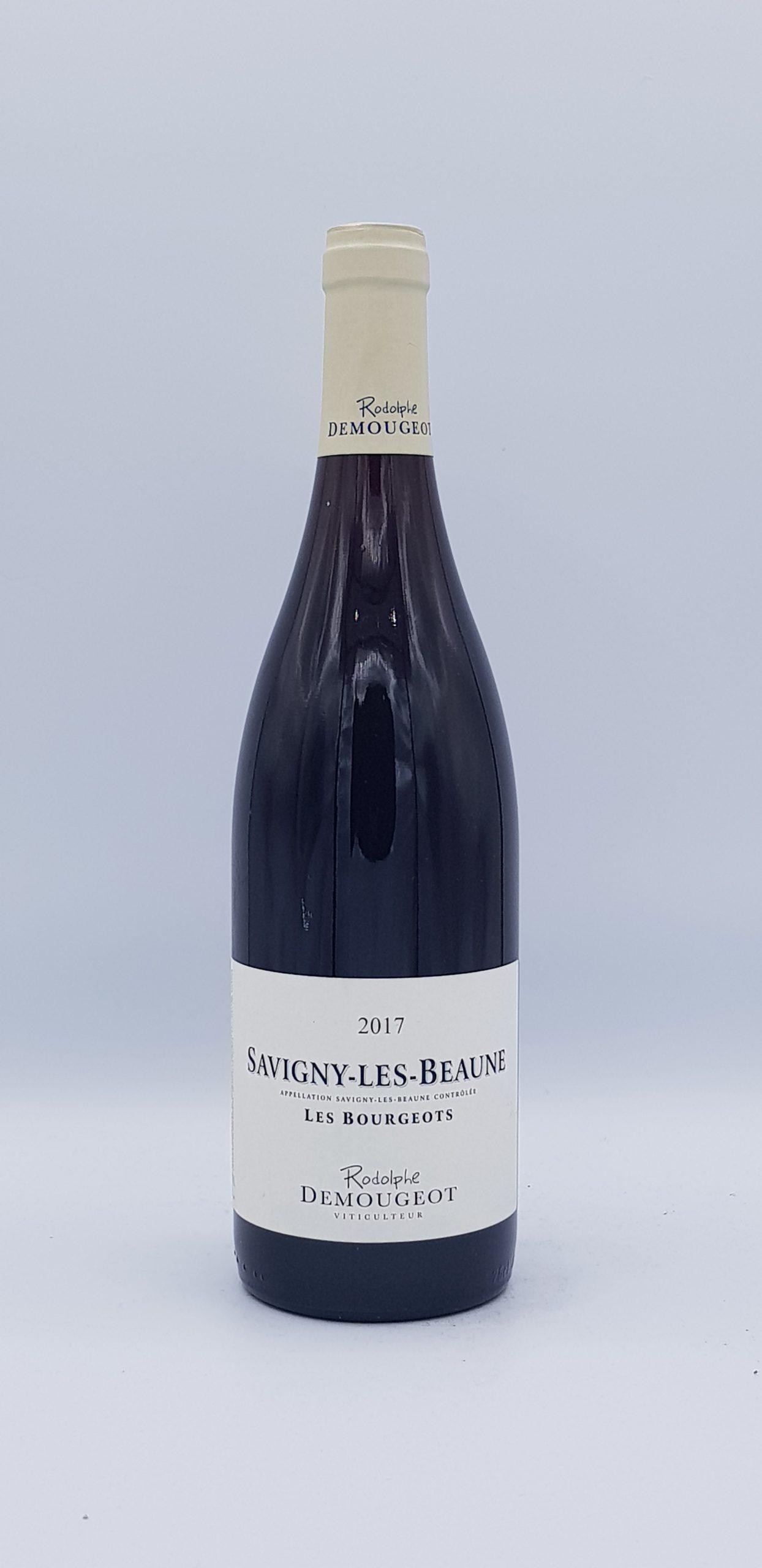 "Savigny Les Beaune ""Les Bourgeots"" 2017  Rouge"