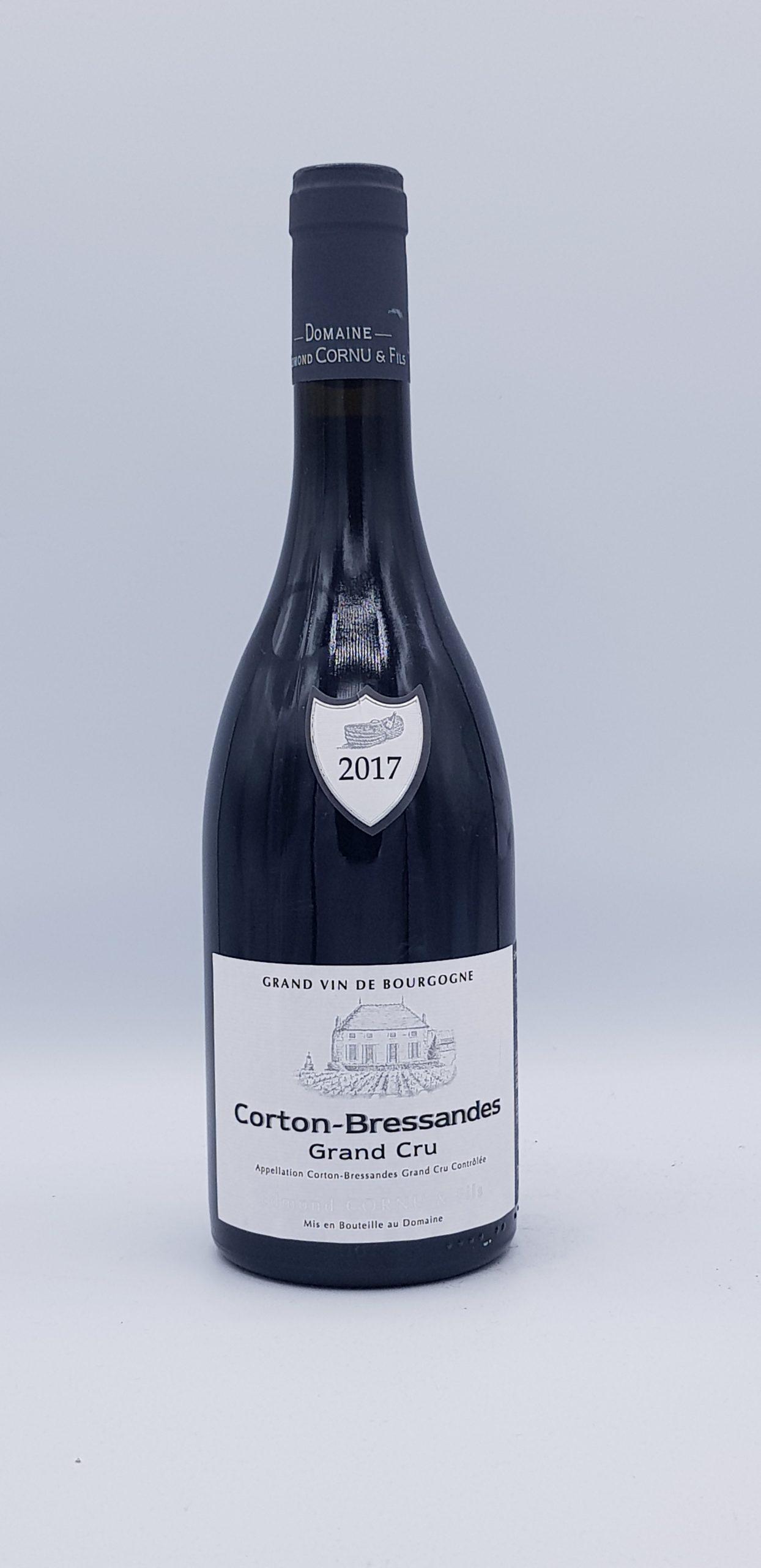 Corton Bressandes Grand Cru 2017 Rouge