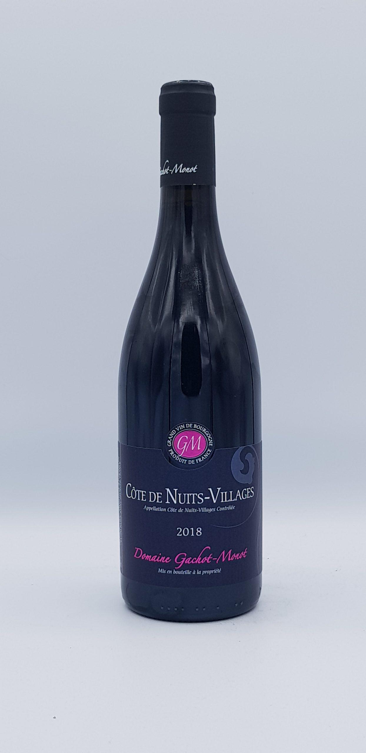 Côte de Nuits Vieille Vigne  2018 Rouge