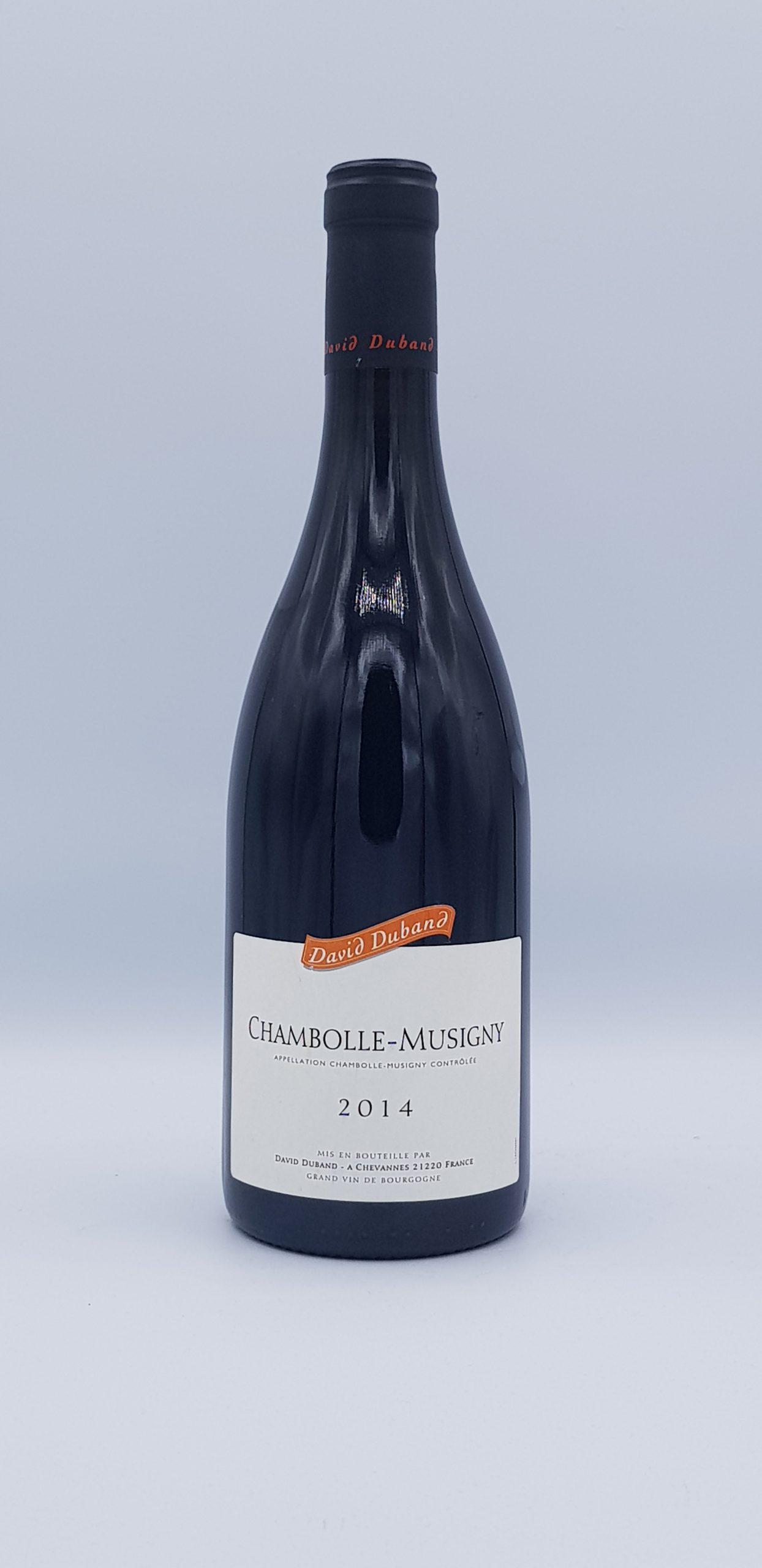 Chambolle Musigny 2014