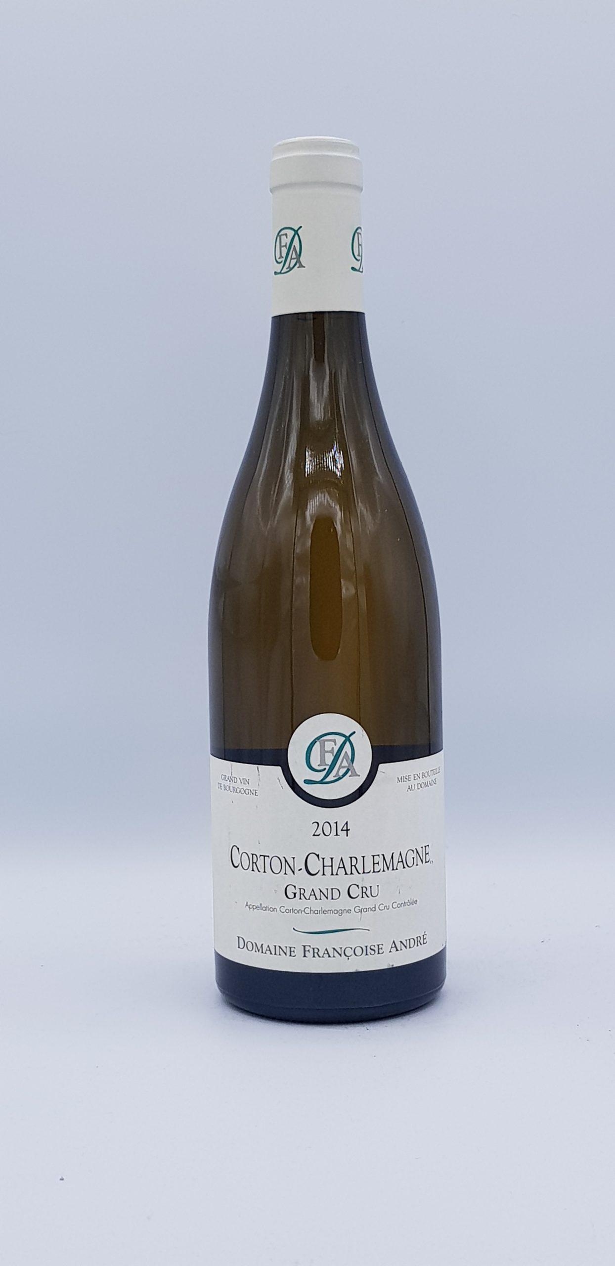 Corton Charlemagne Grand Cru 2014 Blanc