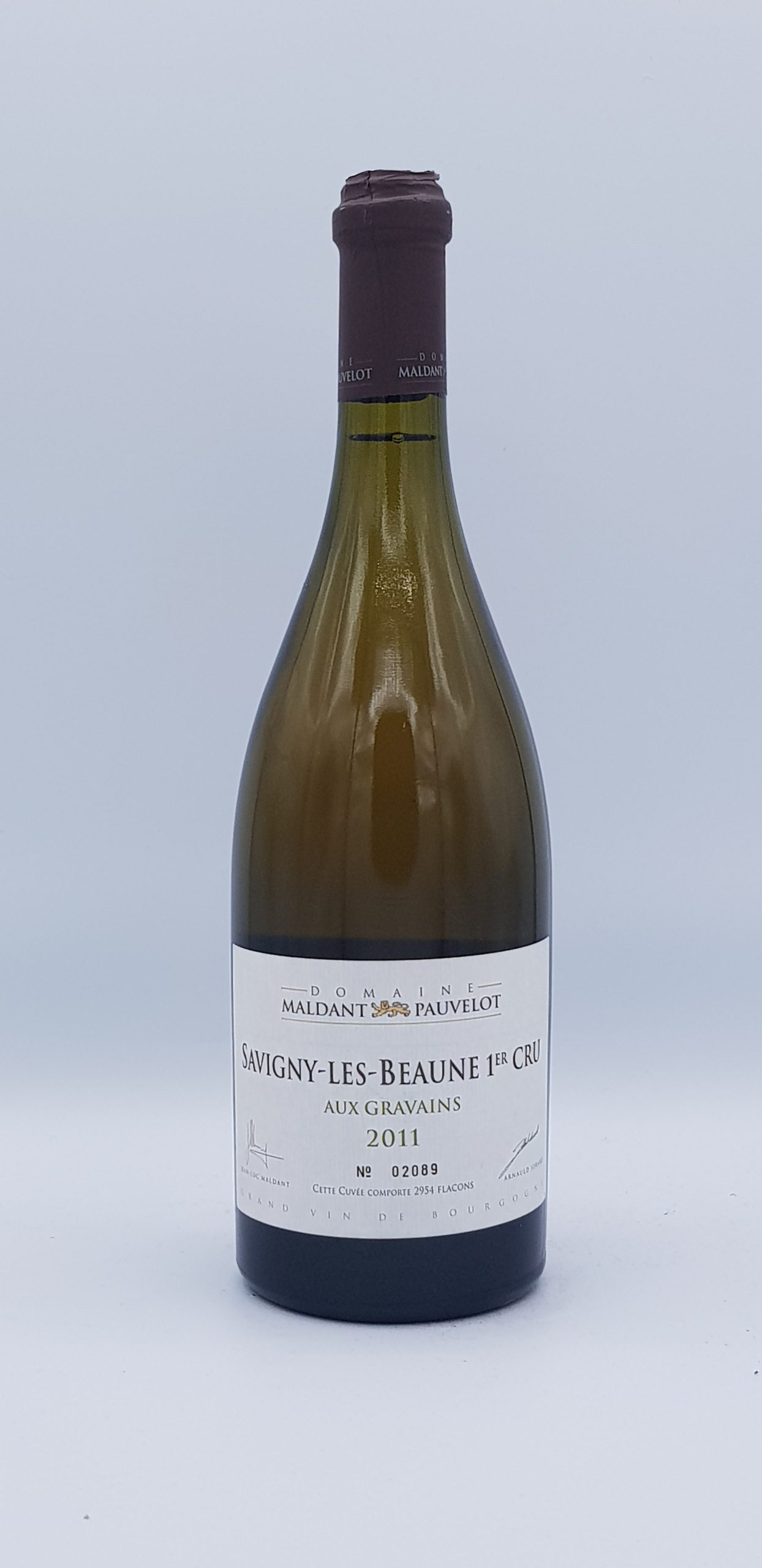 "Savigny Les Beaune 1er Cru ""Aux Gravains"" 2011 Blanc"