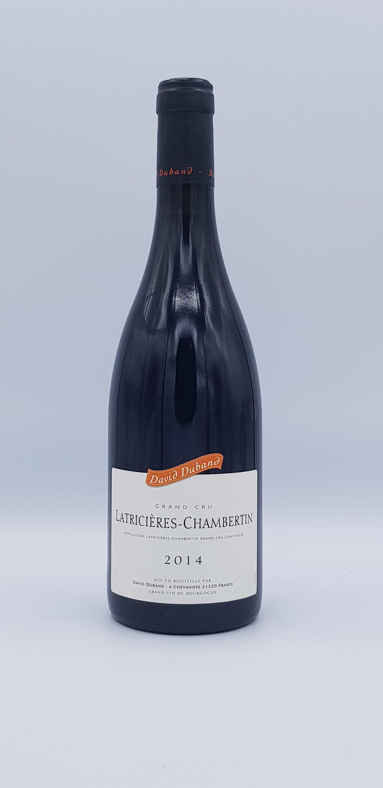 Latriciere Chambertin Grand Cru 2014 Rouge