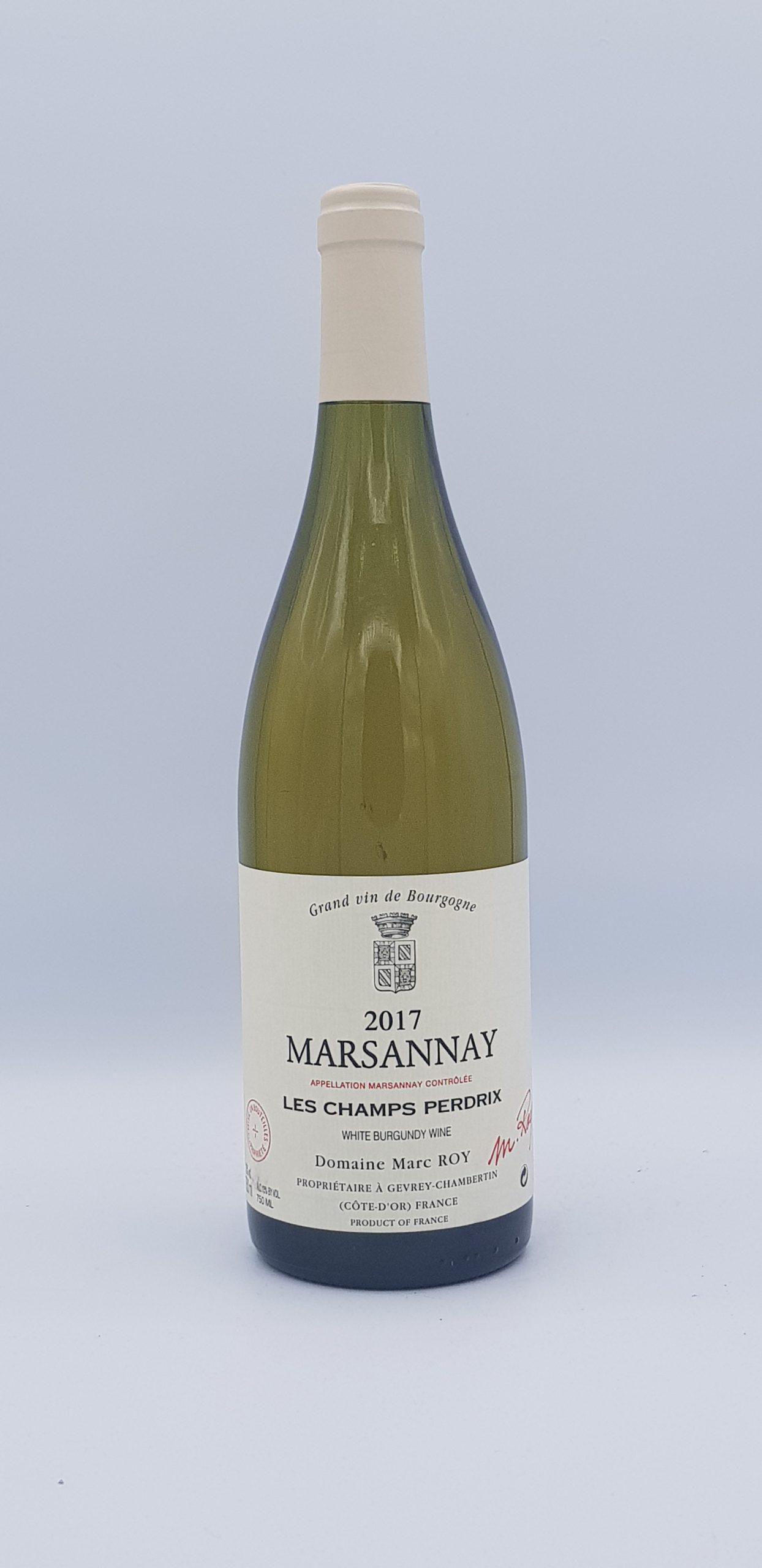 "Marsannay ""Champs Perdrix"" 2017 Blanc"